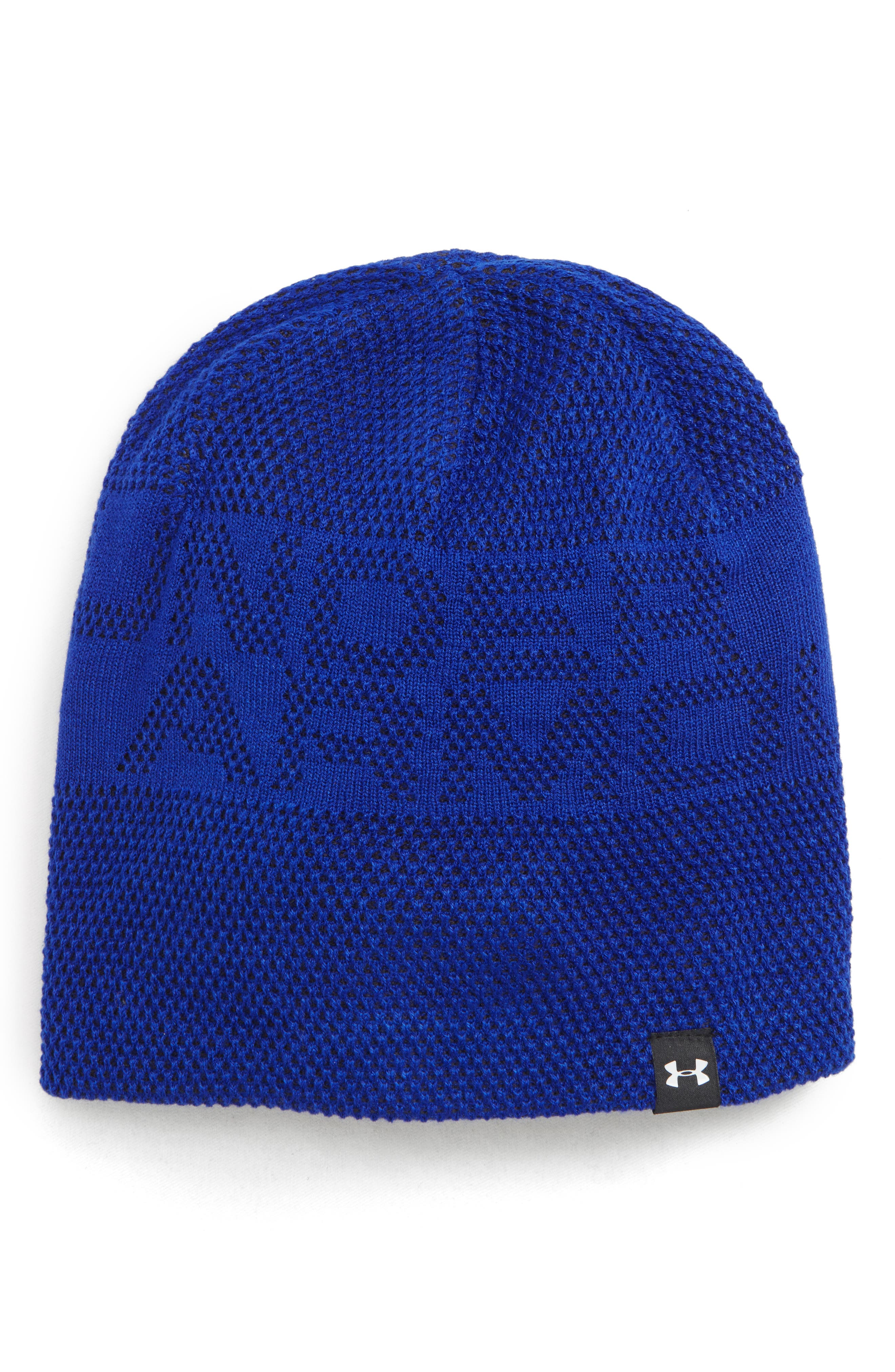 Boys Under Armour Coldgear Reversible Beanie