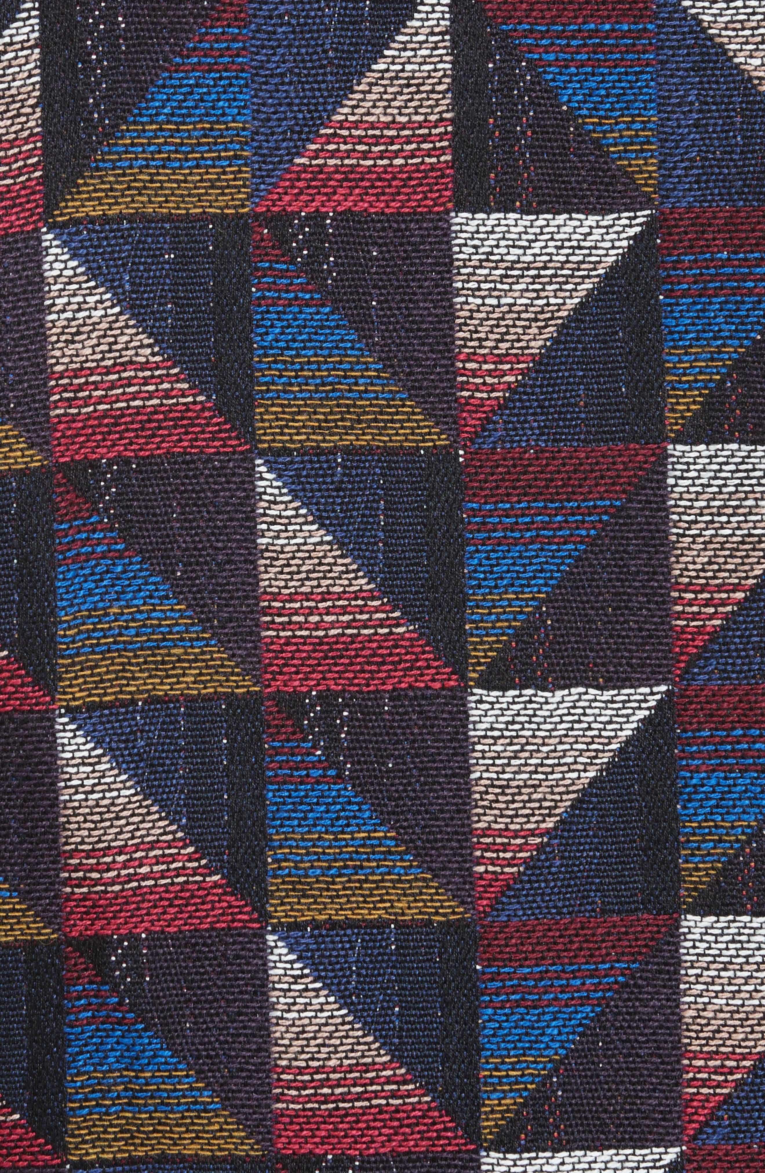 Malhi Cotton Blend Jacket,                             Alternate thumbnail 5, color,                             650