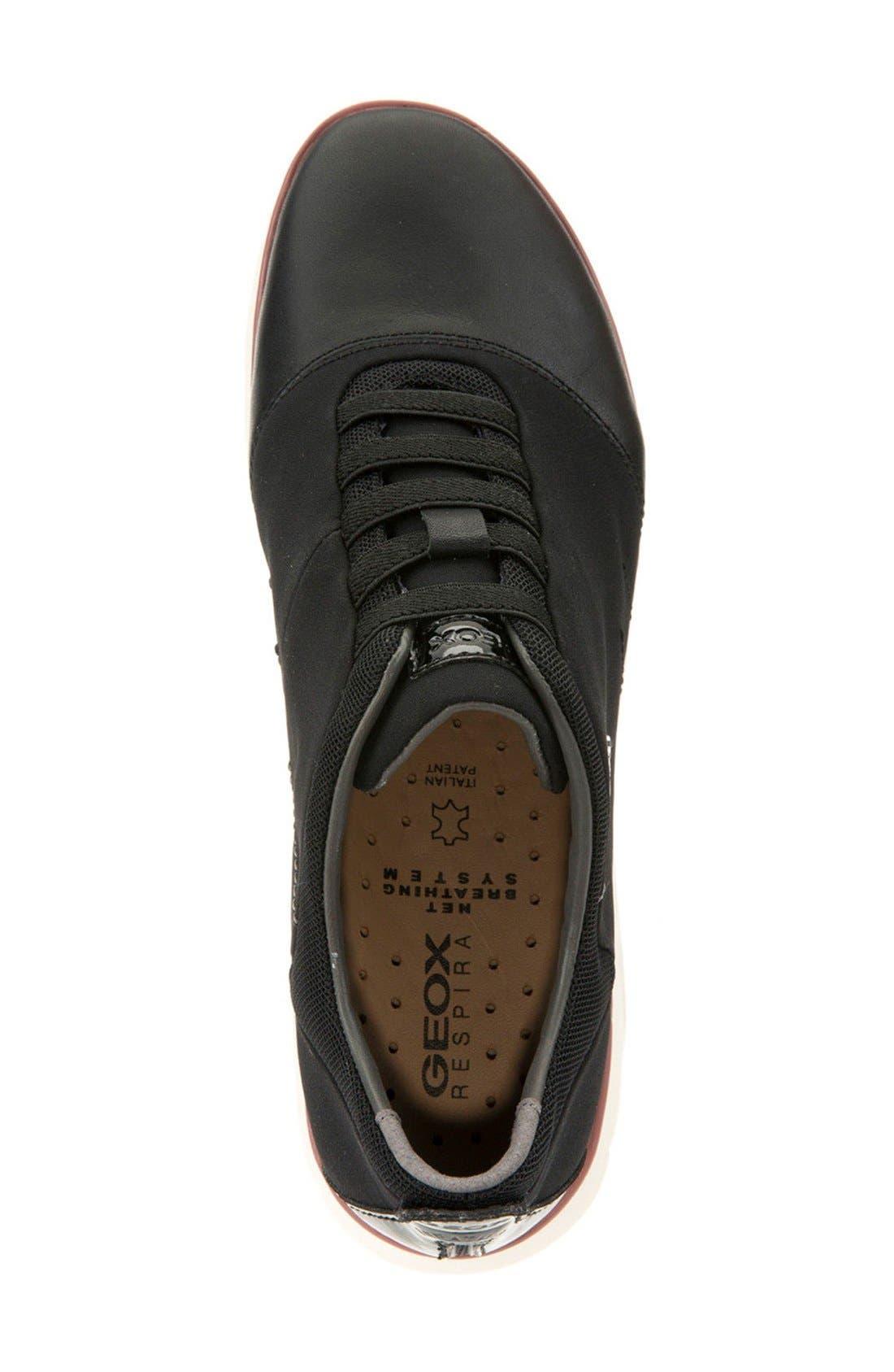 'Nebula' Sneaker,                             Alternate thumbnail 3, color,                             001
