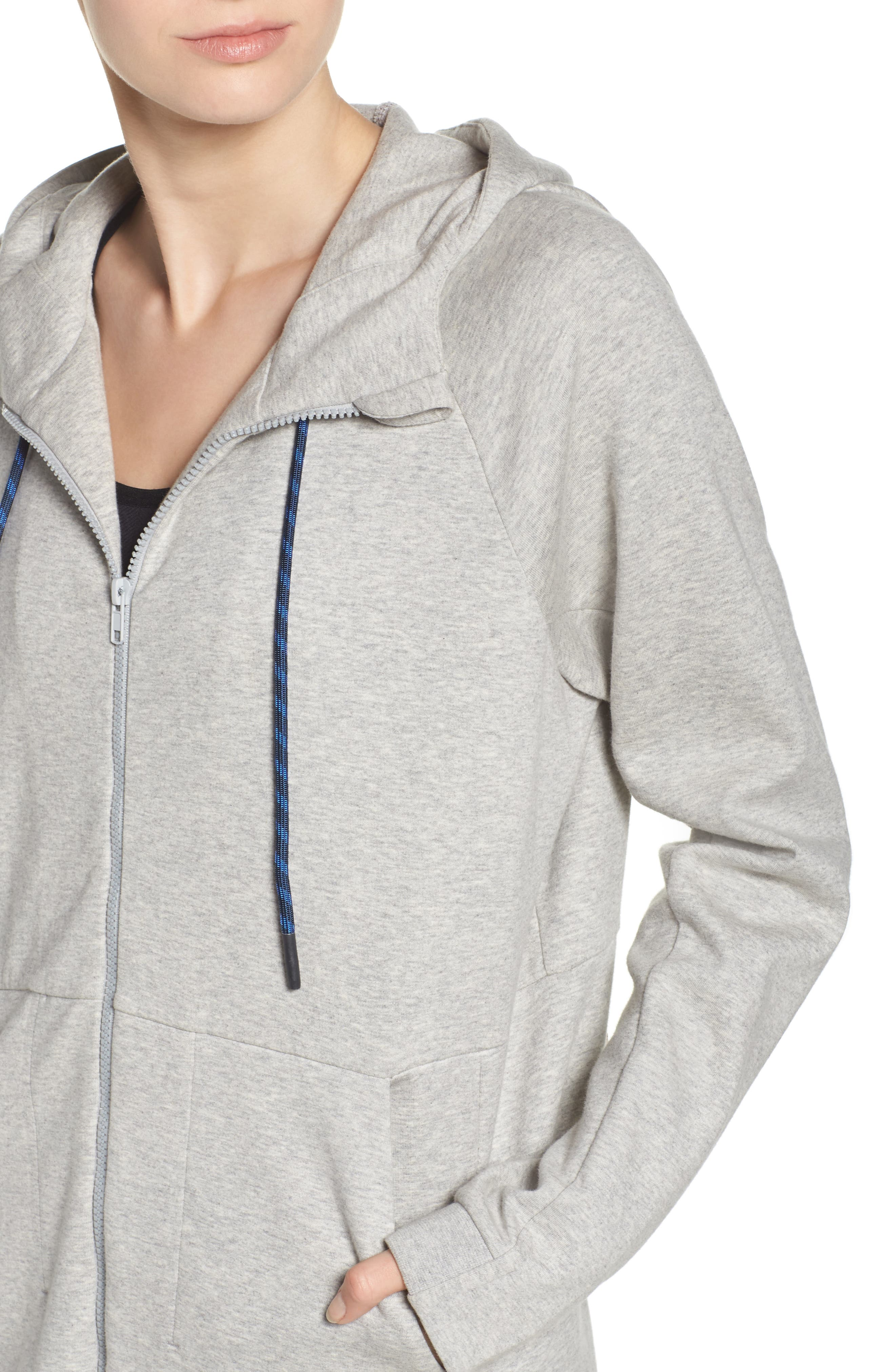 Switch Oversize Hoodie,                             Alternate thumbnail 4, color,                             020