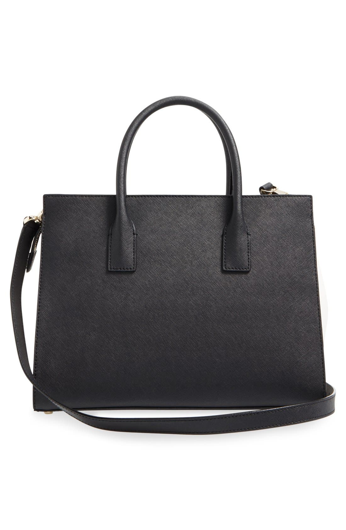 cameron street - candace leather satchel,                             Alternate thumbnail 68, color,