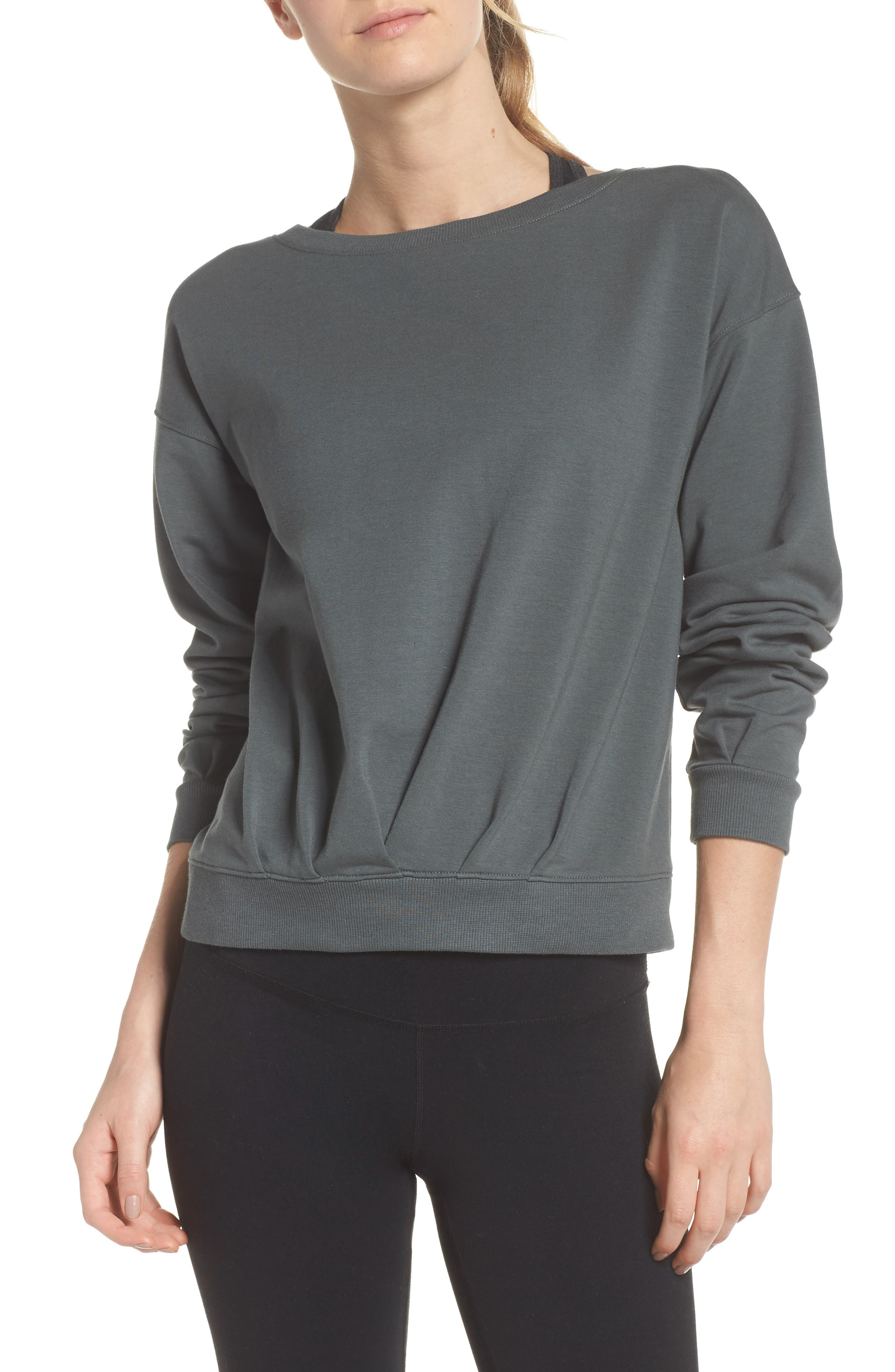 ZELLA Dani Luxe Pullover, Main, color, 021