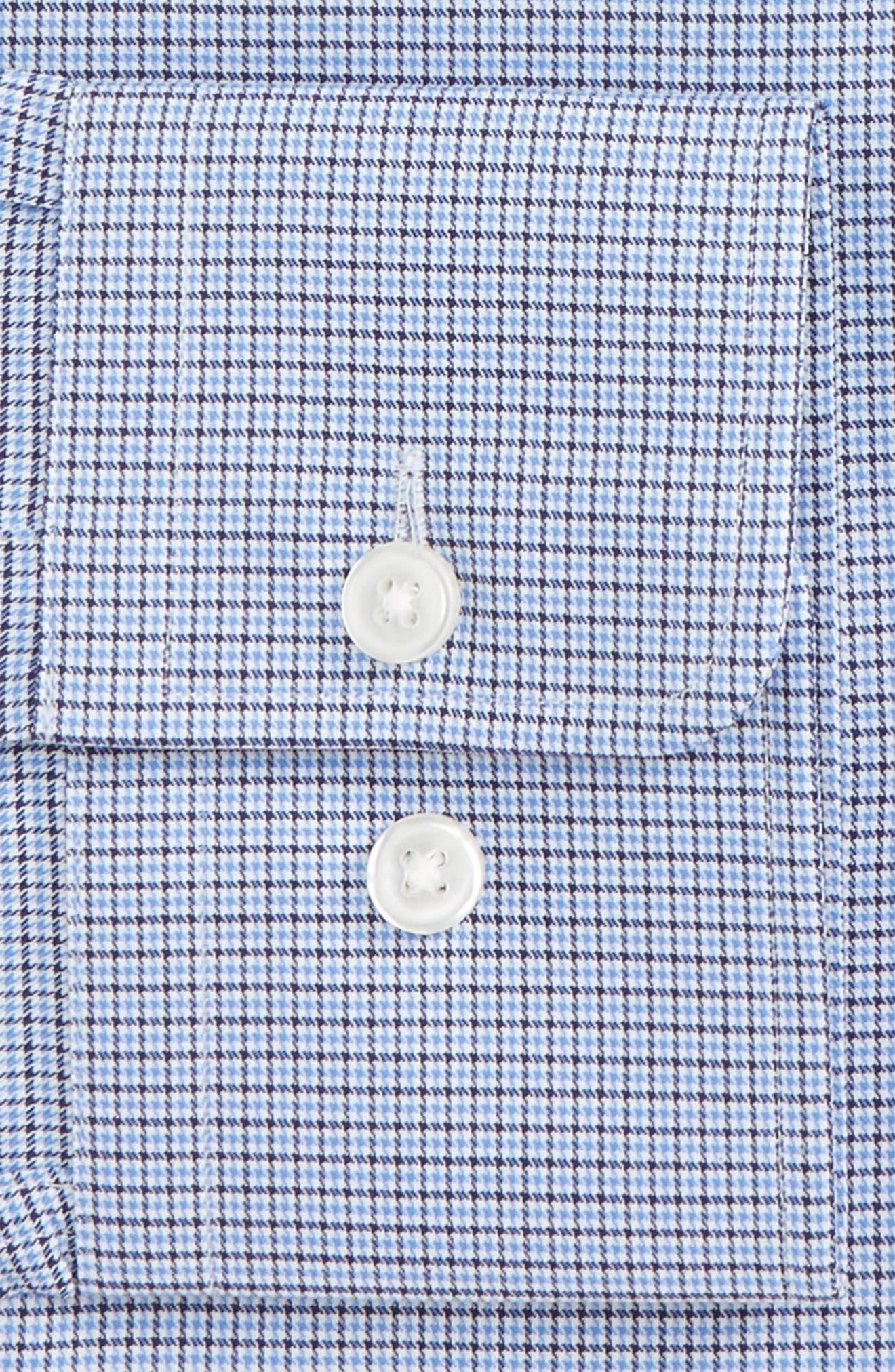 Mark Sharp Fit Check Dress Shirt,                             Alternate thumbnail 2, color,                             450