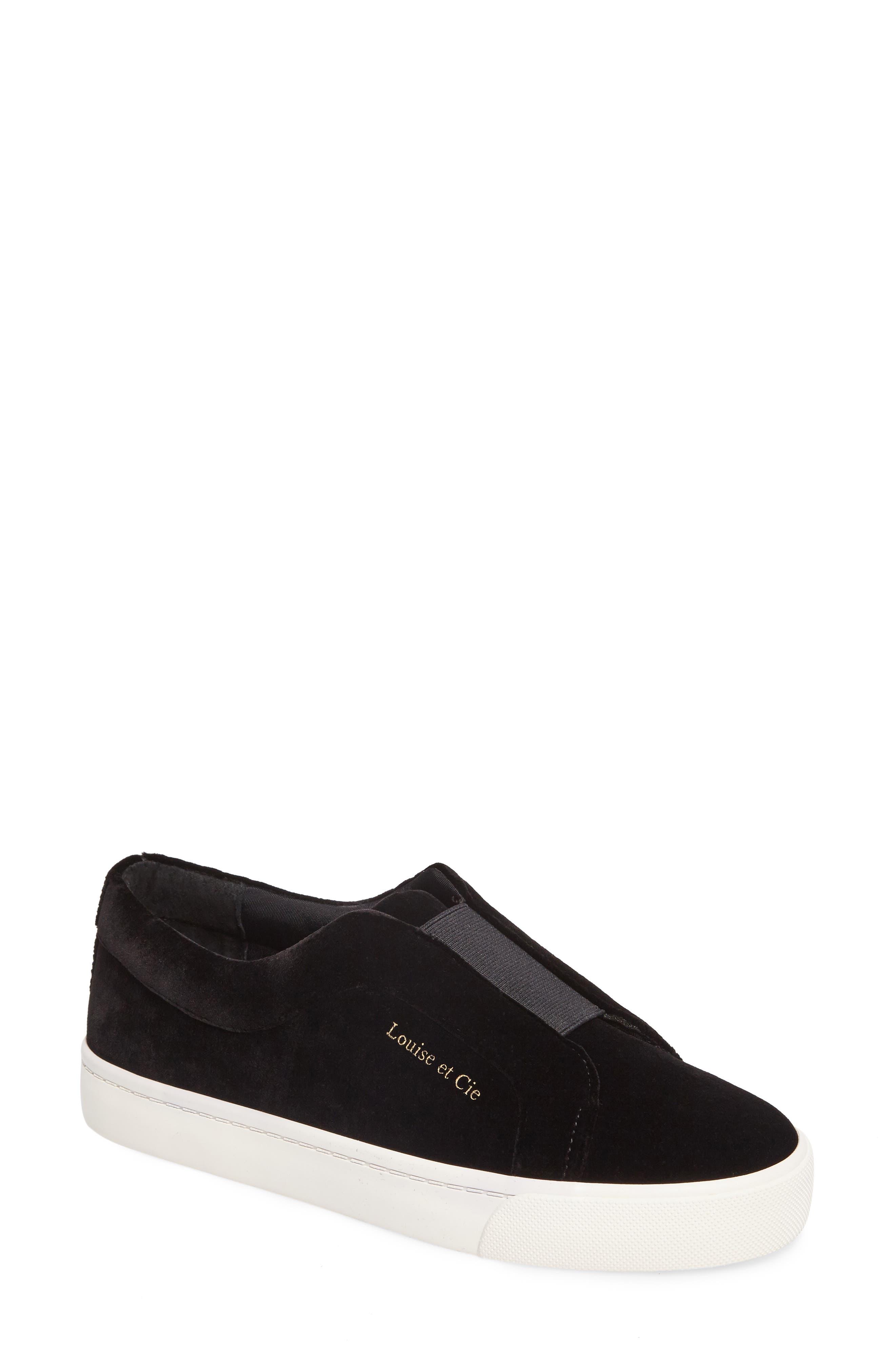 Bette Slip-On Sneaker,                             Main thumbnail 1, color,                             001