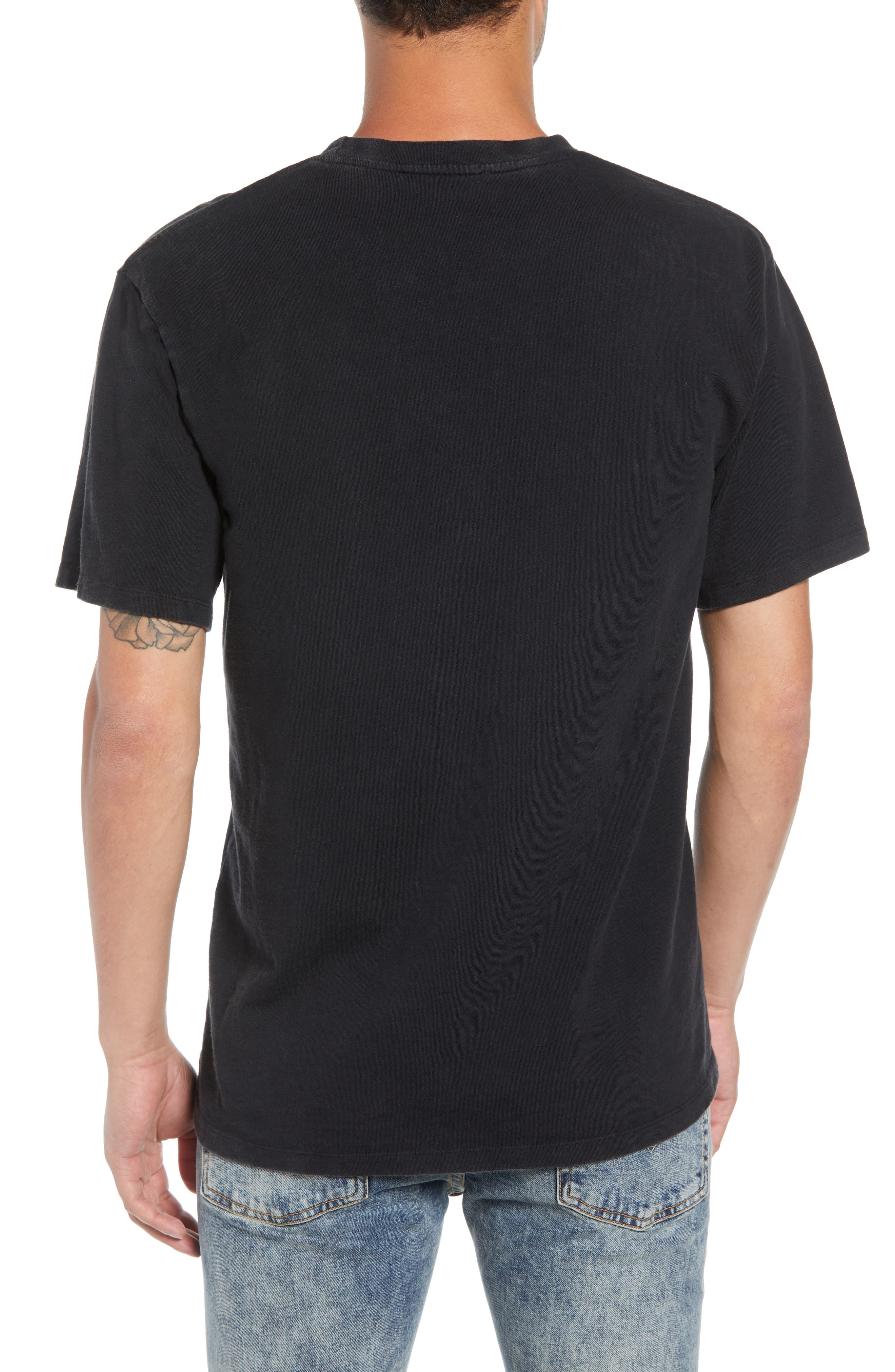 Murphy's Law Graphic T-Shirt,                             Alternate thumbnail 2, color,                             BLACK