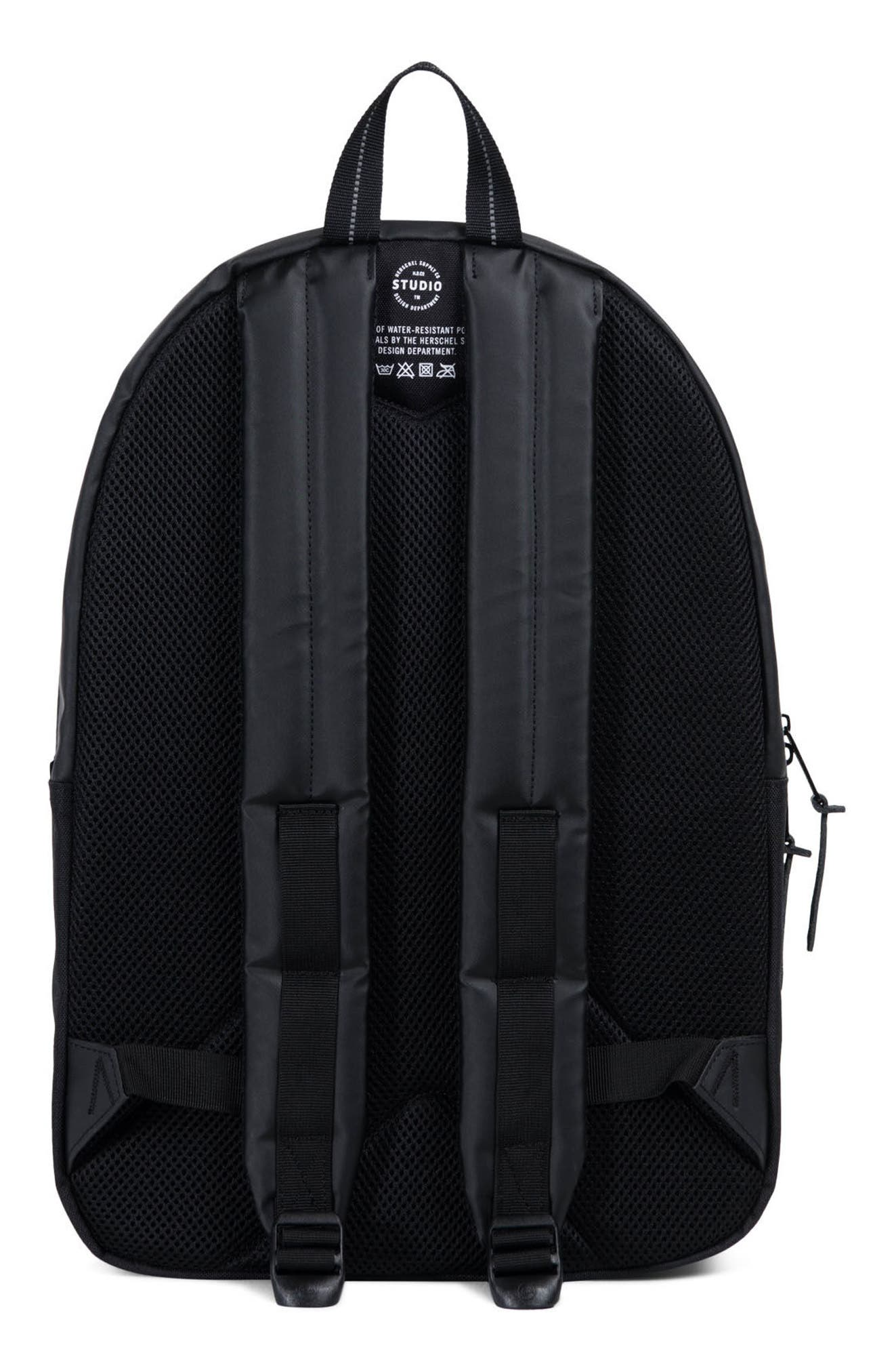 Ruskin Studio Collection Backpack,                             Alternate thumbnail 4, color,                             007