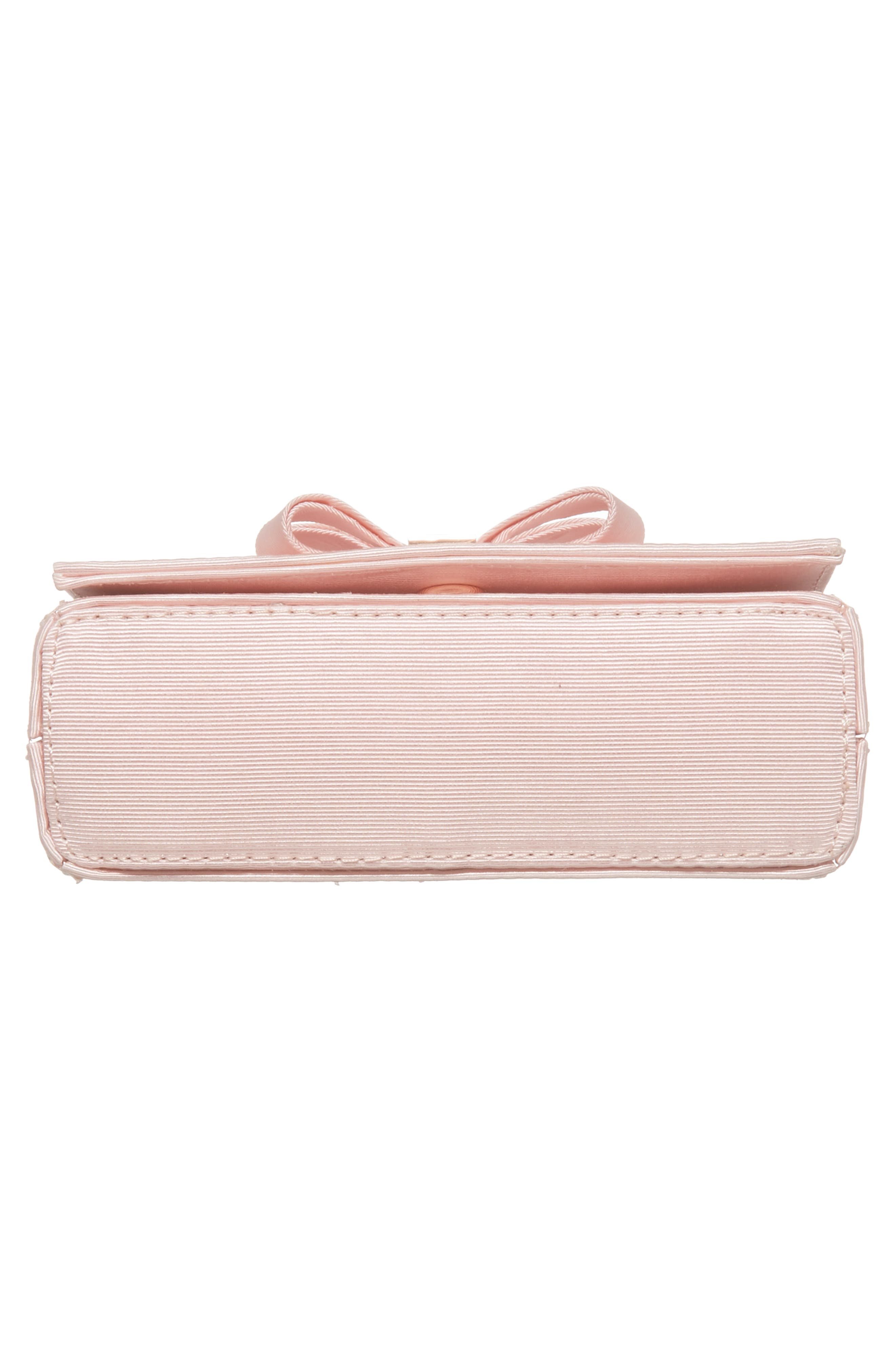 Looped Bow Clutch,                             Alternate thumbnail 12, color,