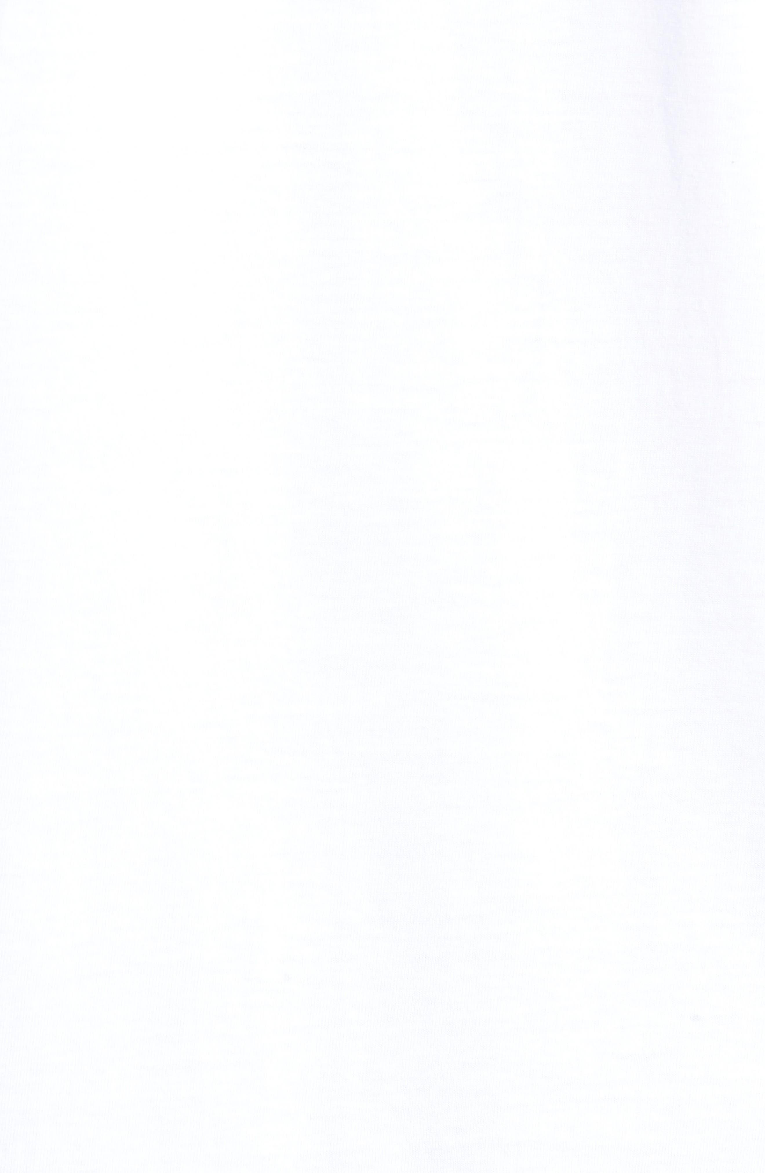 Roscoe Ringer T-Shirt,                             Alternate thumbnail 5, color,                             WHITE/ PEACOAT
