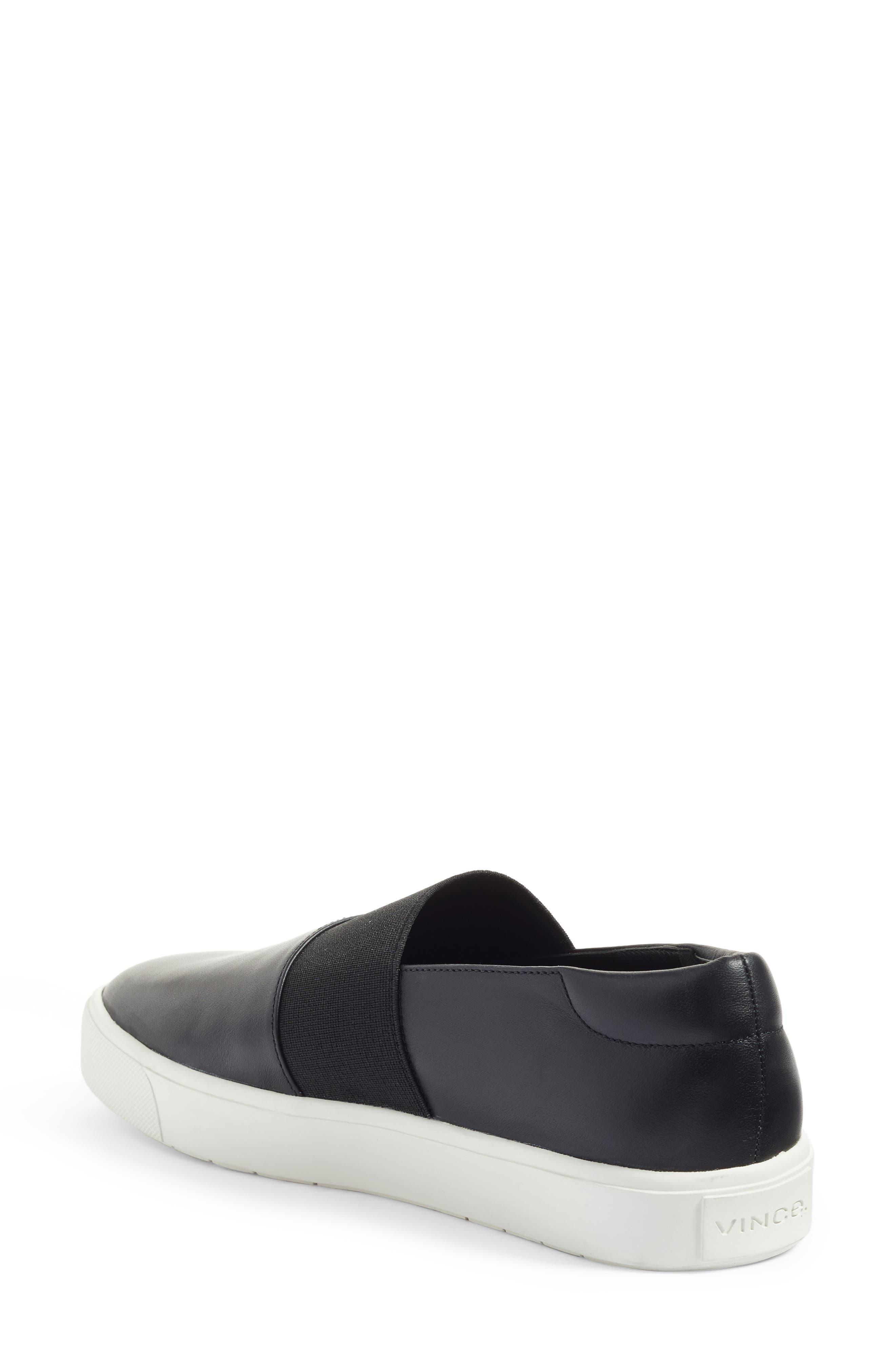 Corbin Slip-On Sneaker,                             Alternate thumbnail 2, color,                             001