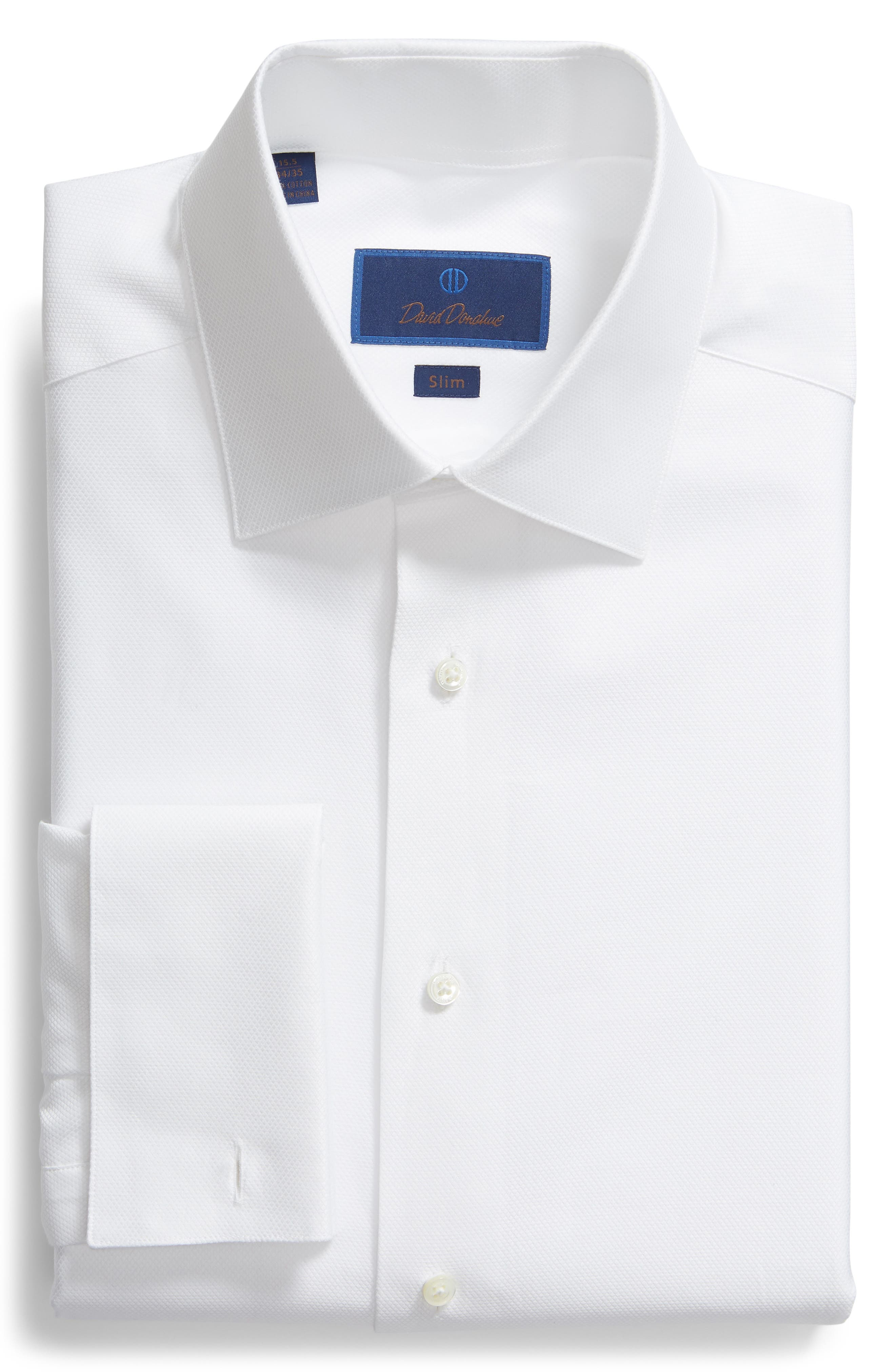 Smartcare<sup>™</sup> Traditional Fit Twill Boat Shirt,                             Alternate thumbnail 175, color,