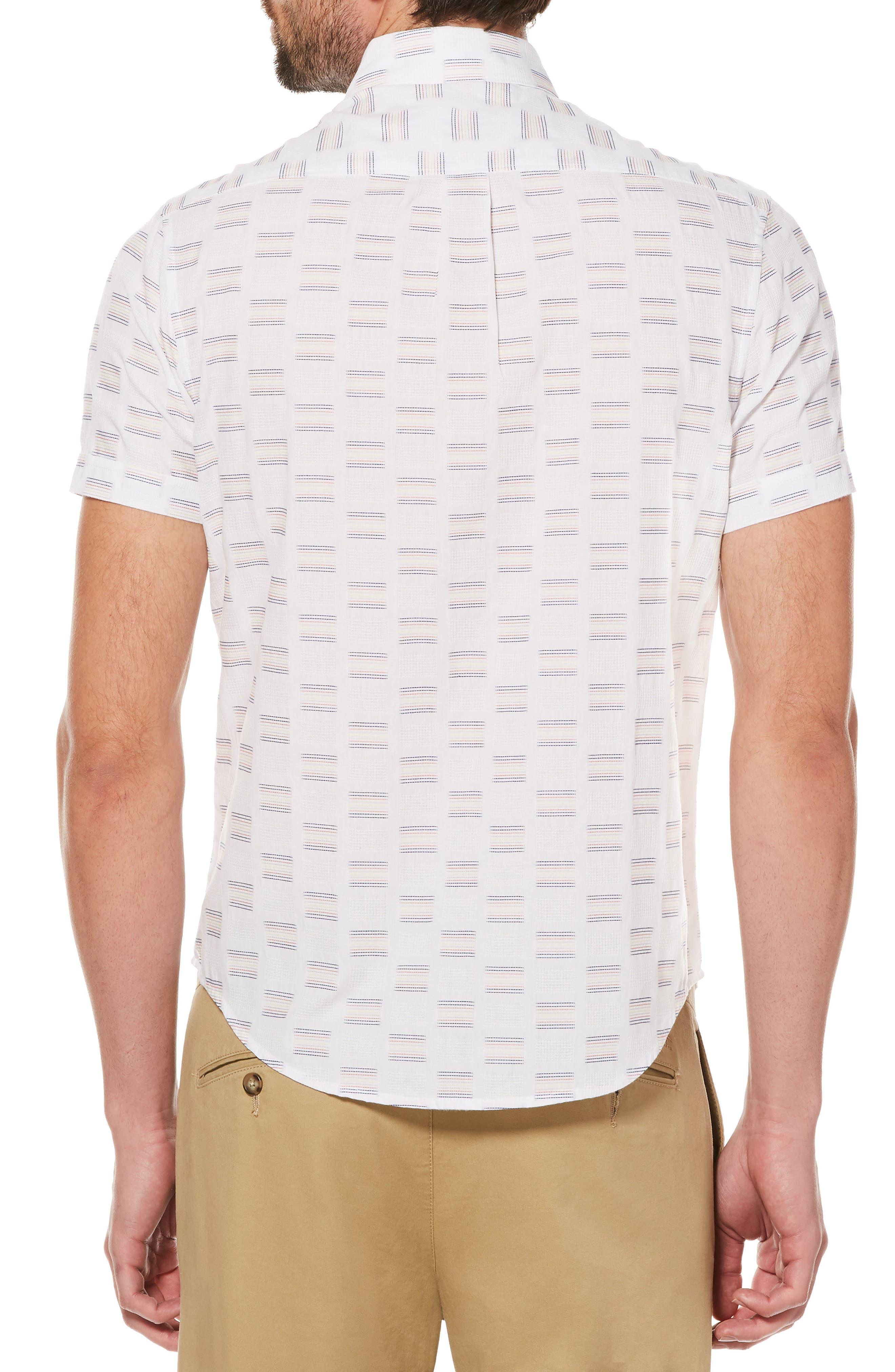 8-Bit Dobby Shirt,                             Alternate thumbnail 2, color,                             118