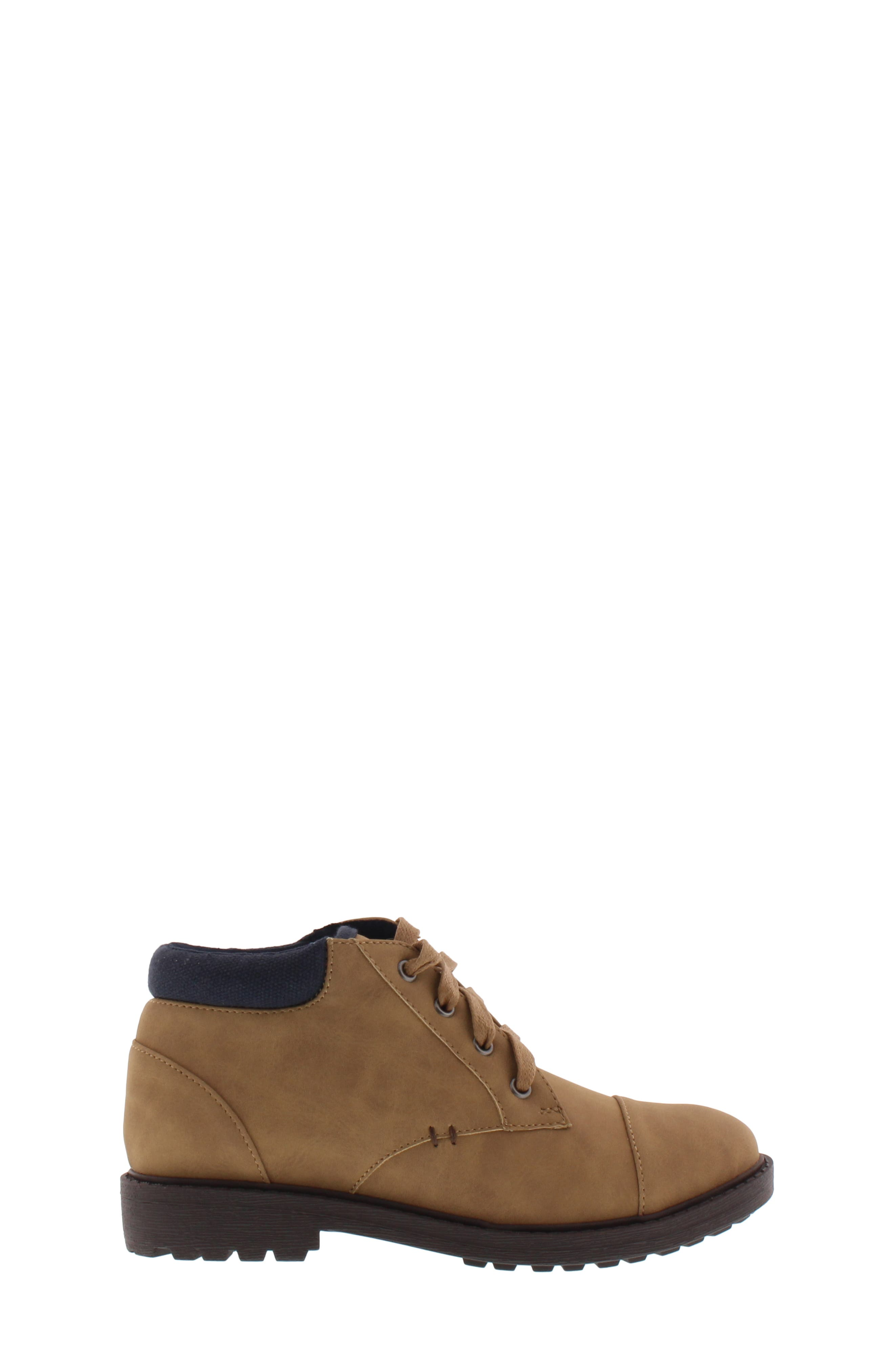 Reaction Kenneth Cole Chase Myles Boot,                             Alternate thumbnail 3, color,                             TAN