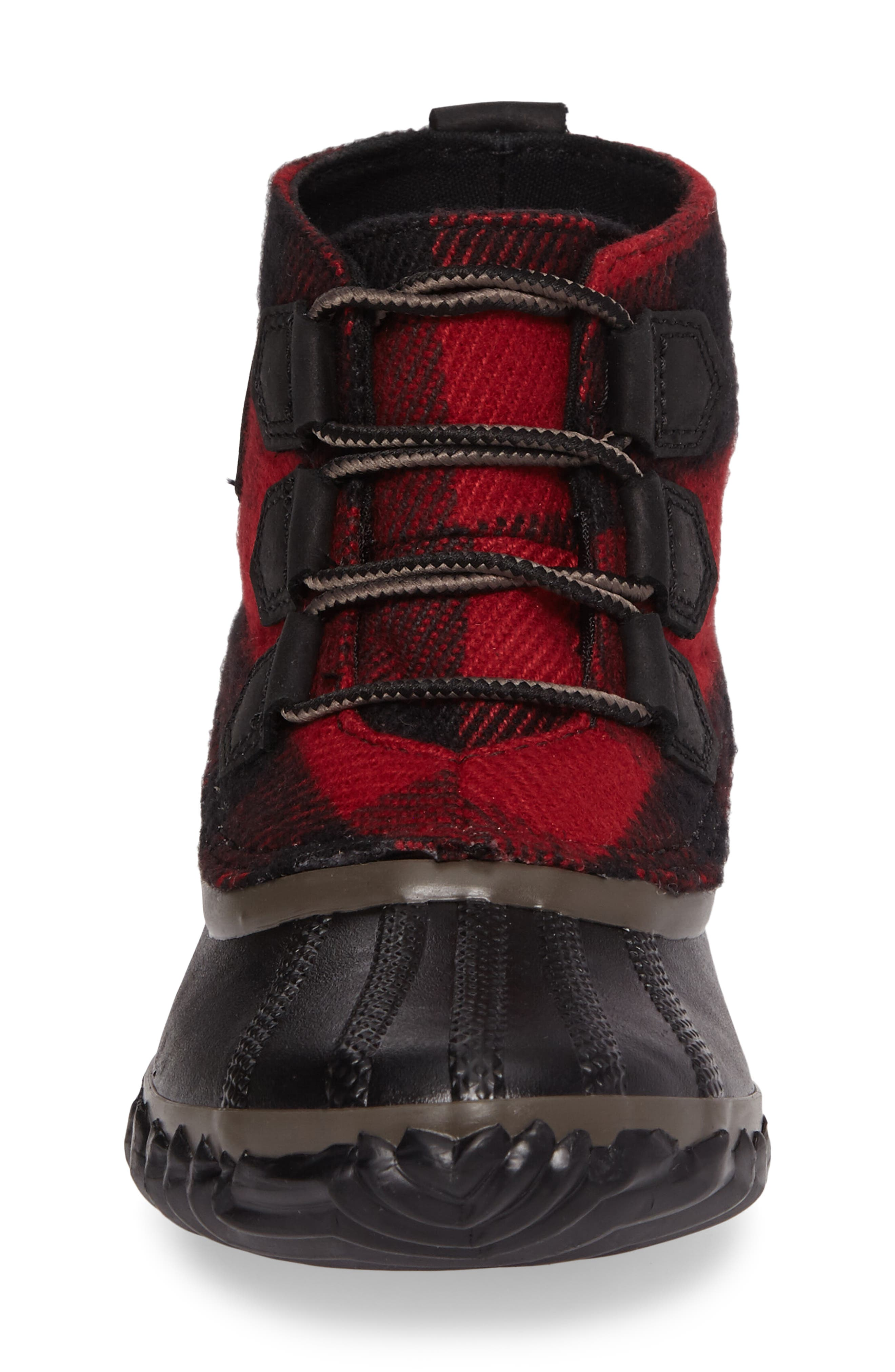 'Out N About' Leather Boot,                             Alternate thumbnail 39, color,