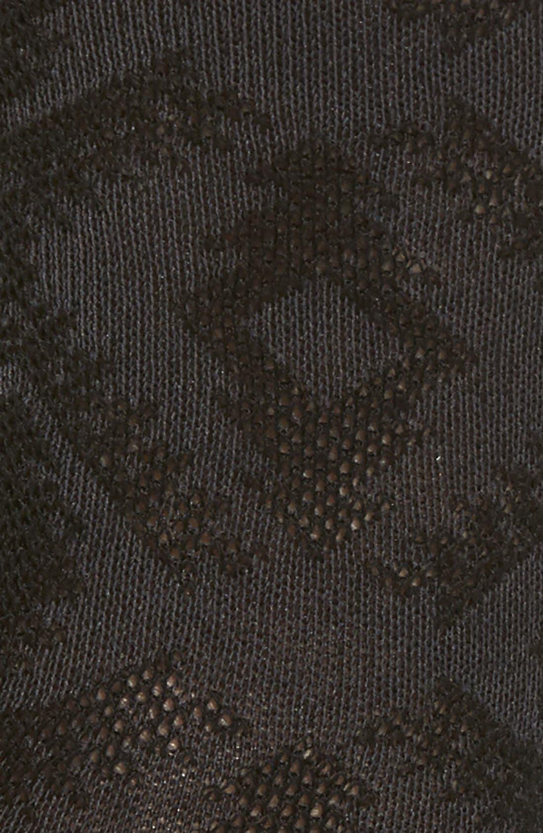 'Diamond River' Anklet Socks,                             Alternate thumbnail 2, color,                             001