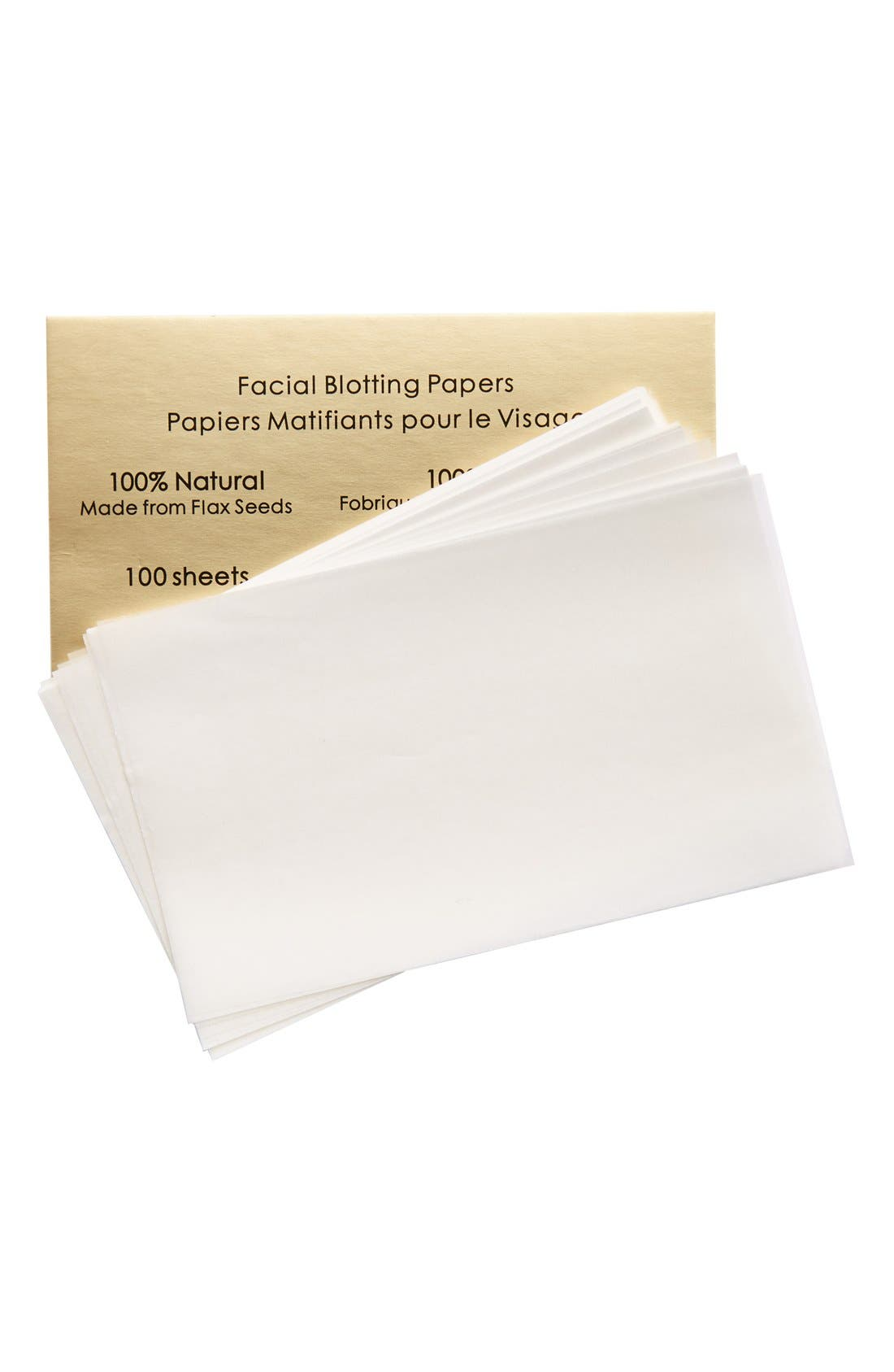 Facial Blotting Papers Refill,                             Main thumbnail 1, color,                             000