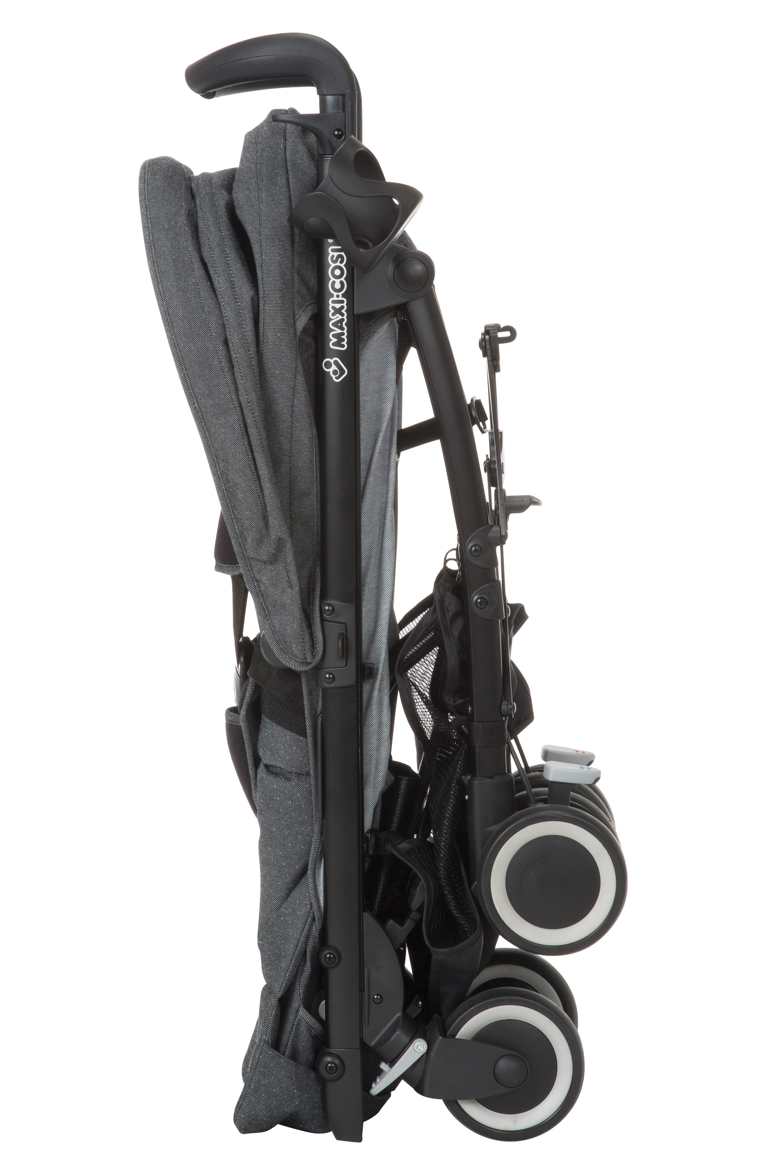 Kaia Compact Fold Stroller,                             Alternate thumbnail 9, color,