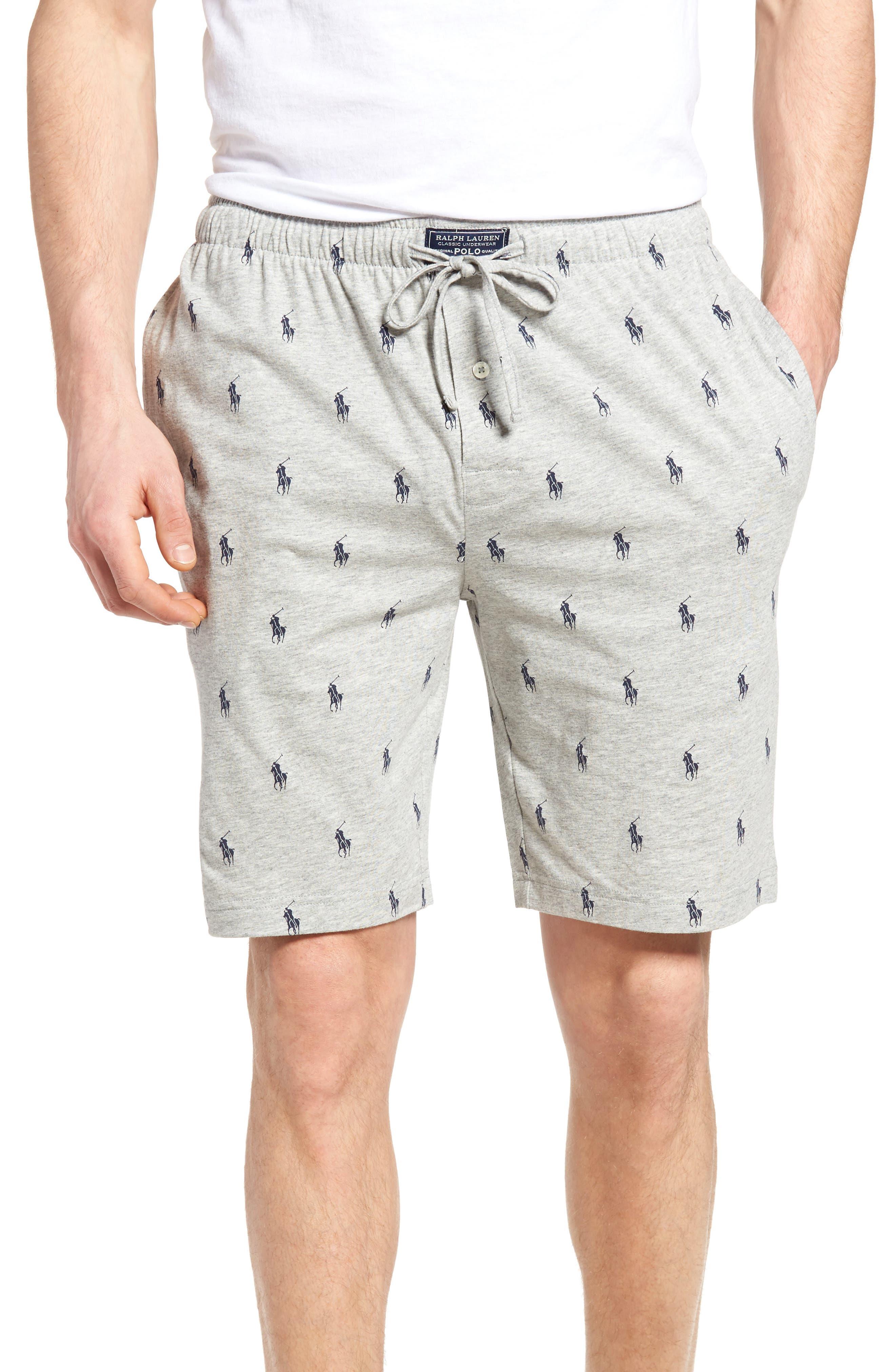 Cotton Sleep Shorts,                         Main,                         color,