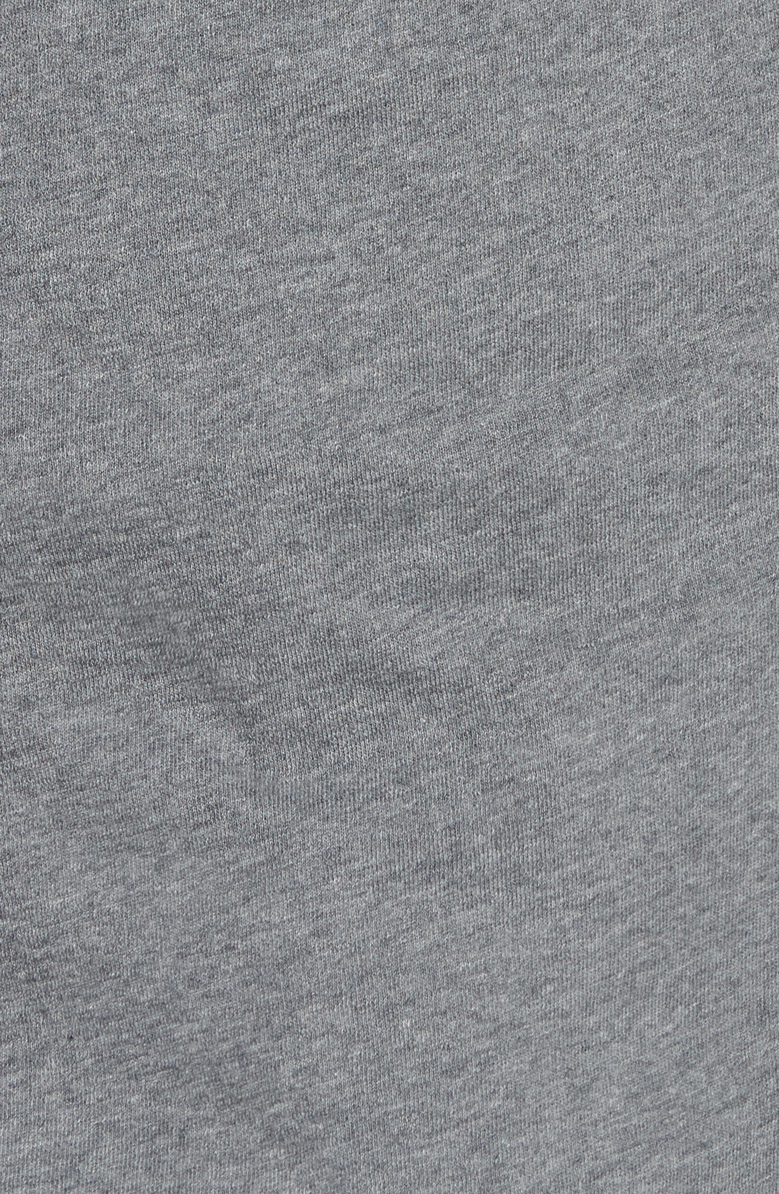 Side Tie Cotton Tunic Top,                             Alternate thumbnail 15, color,