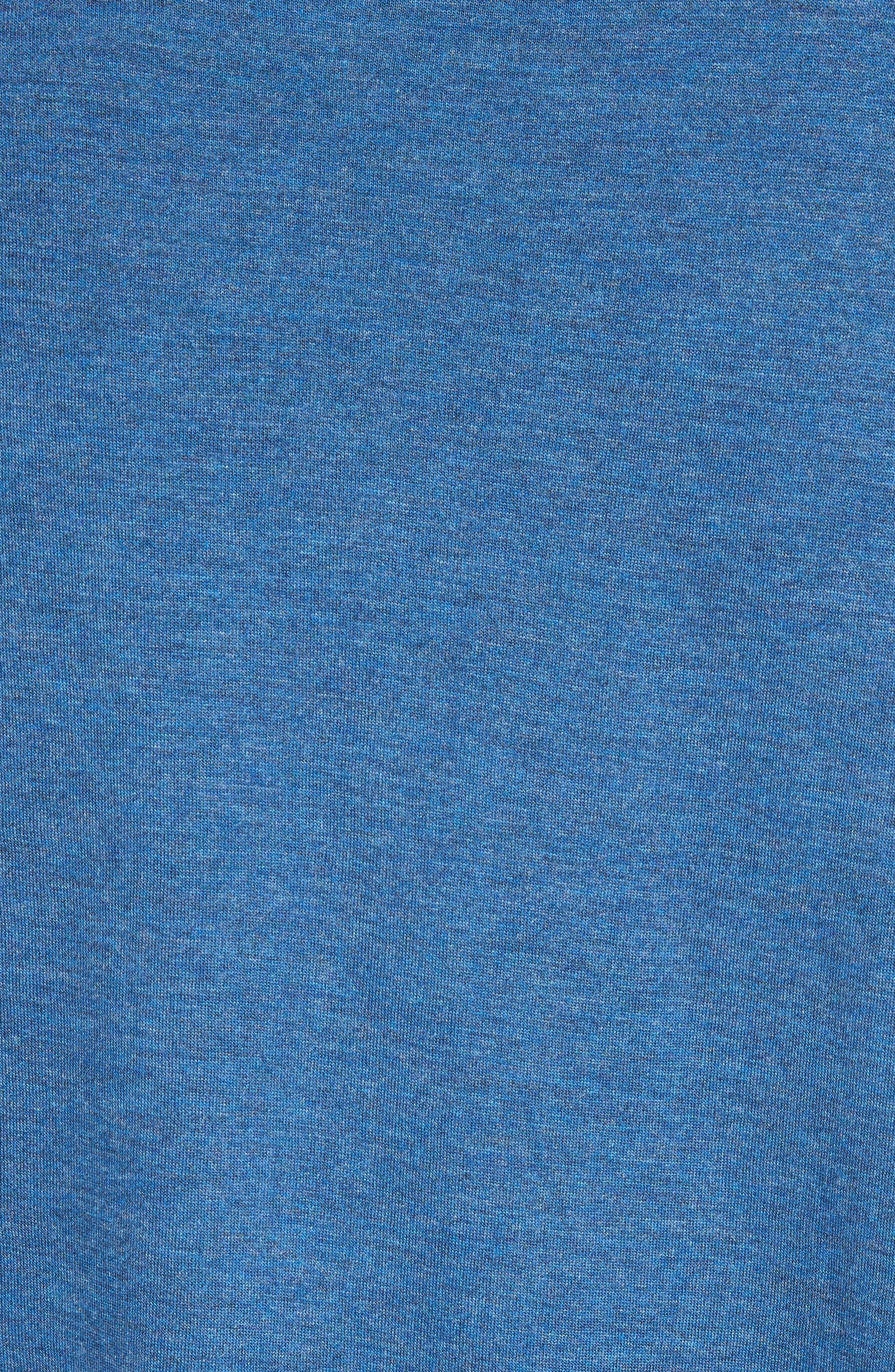 Overlap T-Shirt Dress,                             Alternate thumbnail 5, color,