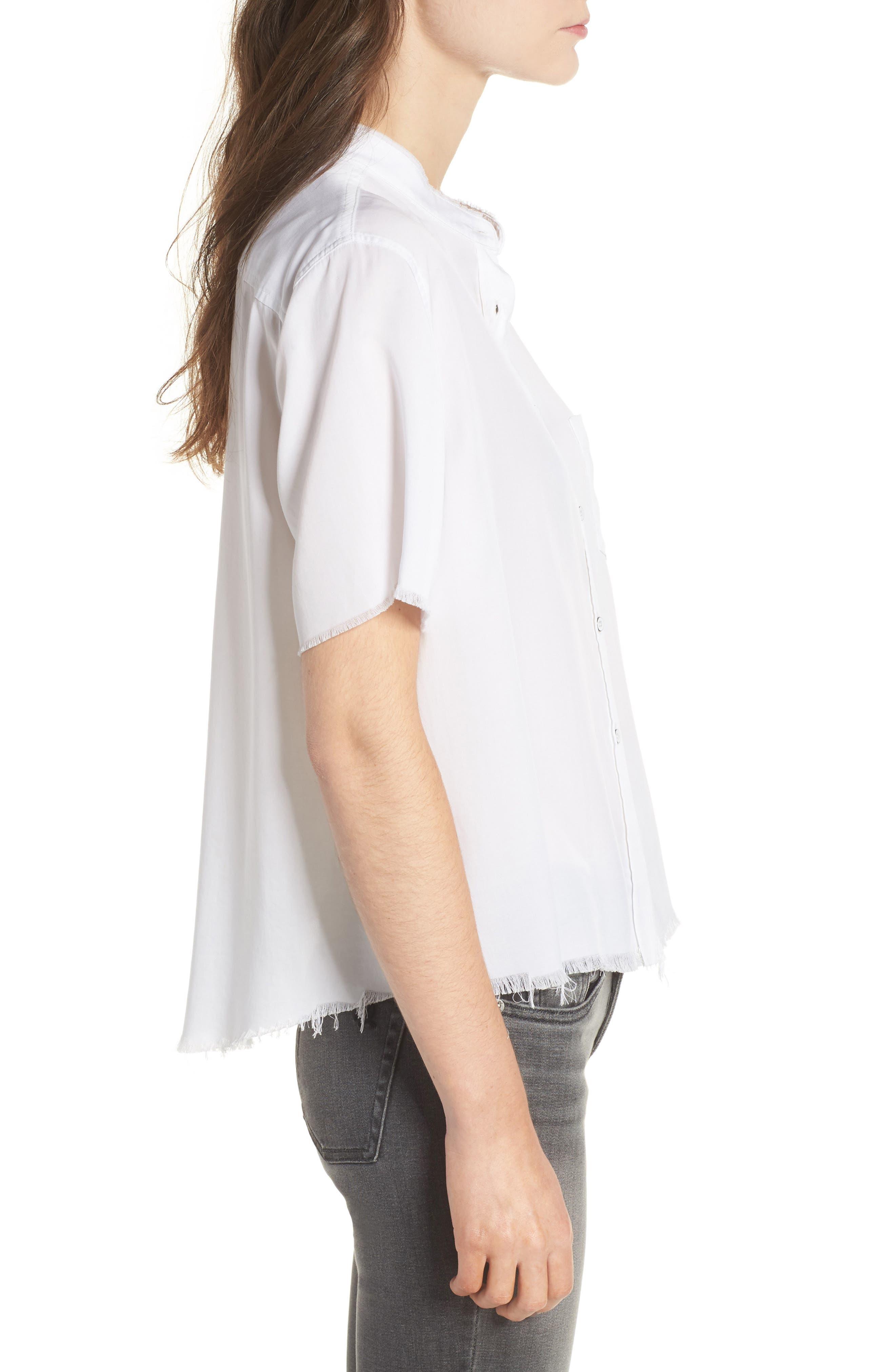 Montauk Shirt,                             Alternate thumbnail 3, color,                             100