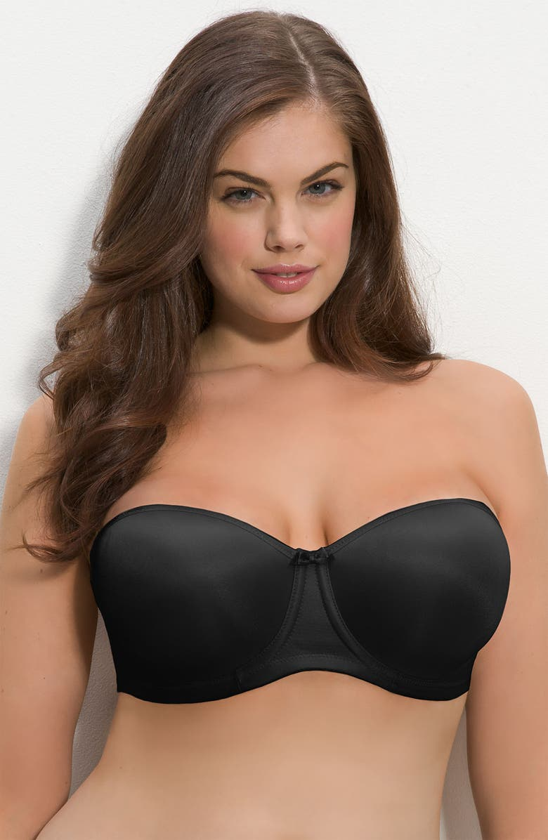 cd0fb167700 Elomi Molded Underwire Convertible Strapless Bra (Plus Size)