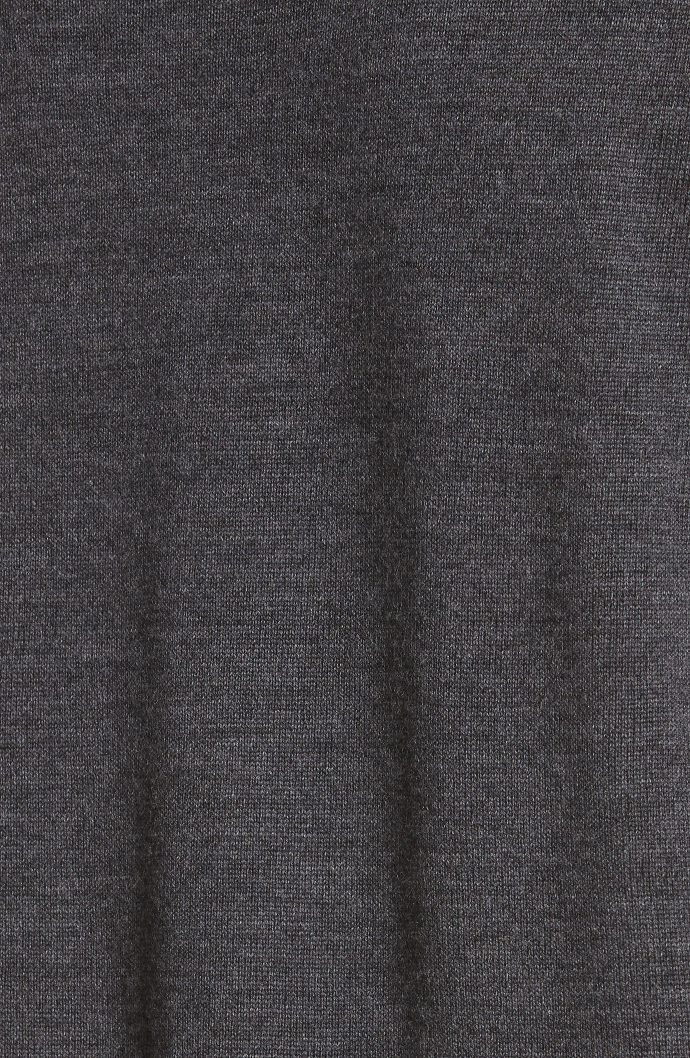 T by Alexander Wang Twisted Sleeve Wool Sweater,                             Alternate thumbnail 5, color,                             060