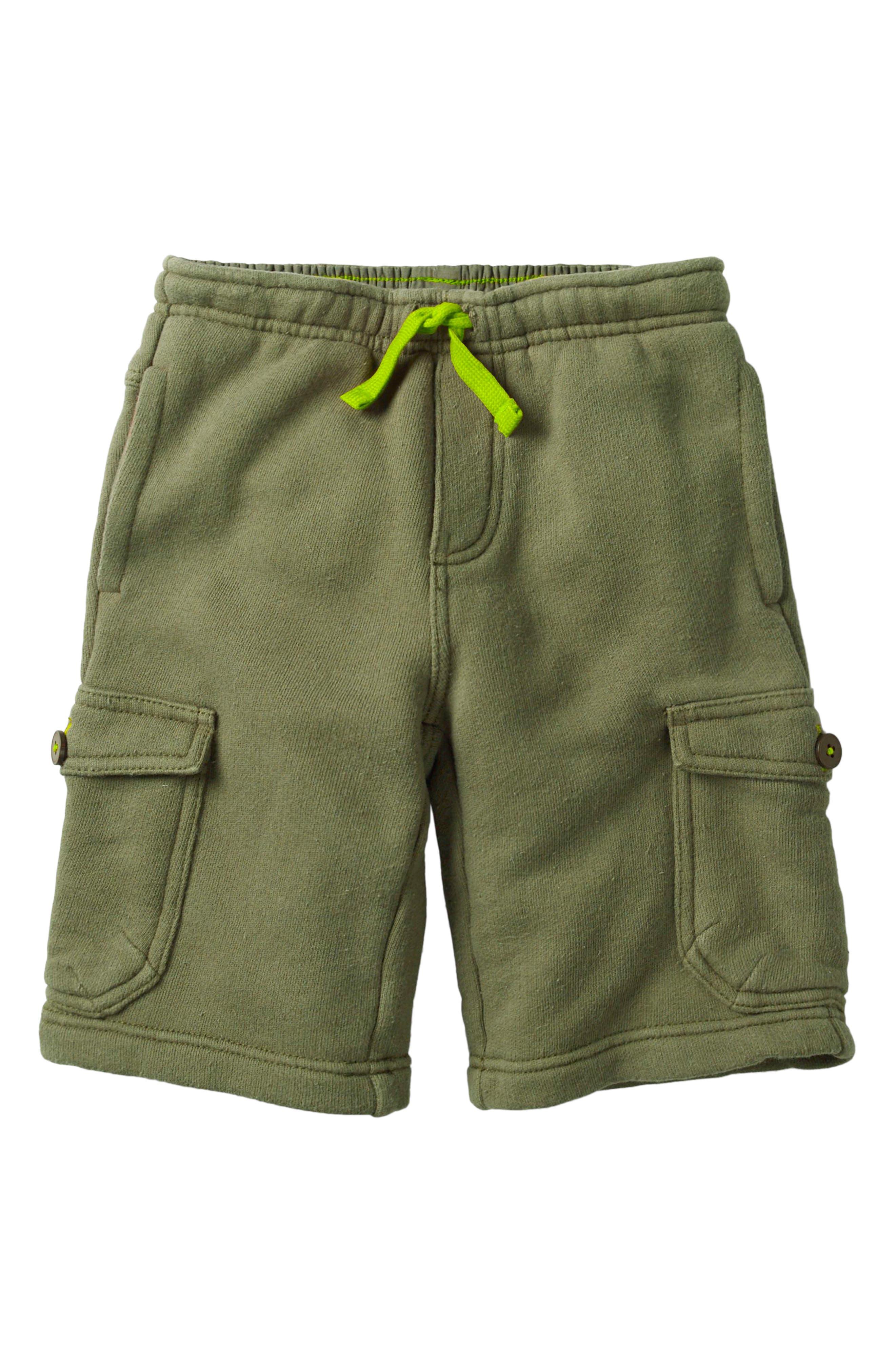 Jersey Cargo Shorts,                             Main thumbnail 1, color,                             304