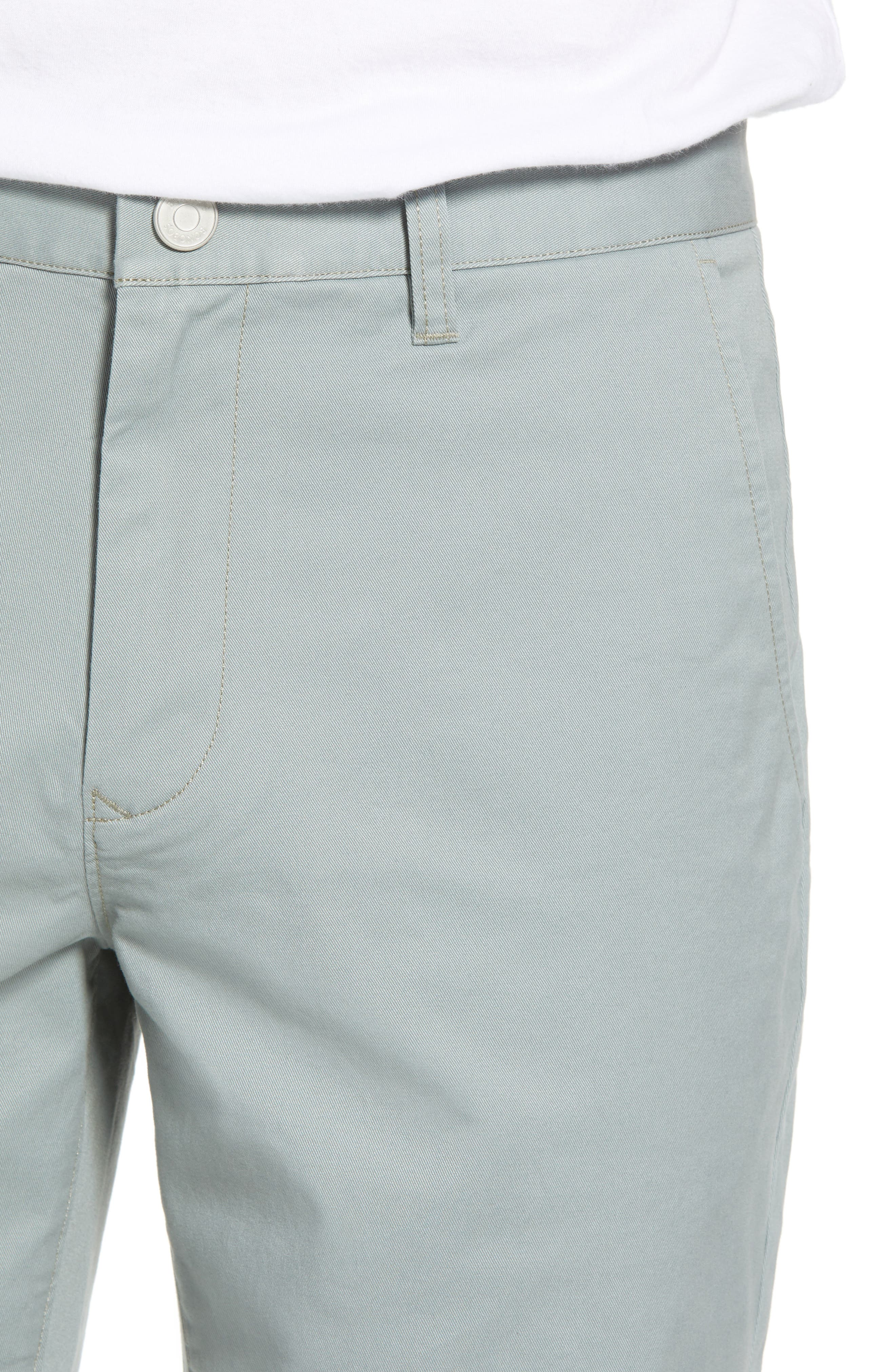 Stretch Washed Chino 11-Inch Shorts,                             Alternate thumbnail 67, color,