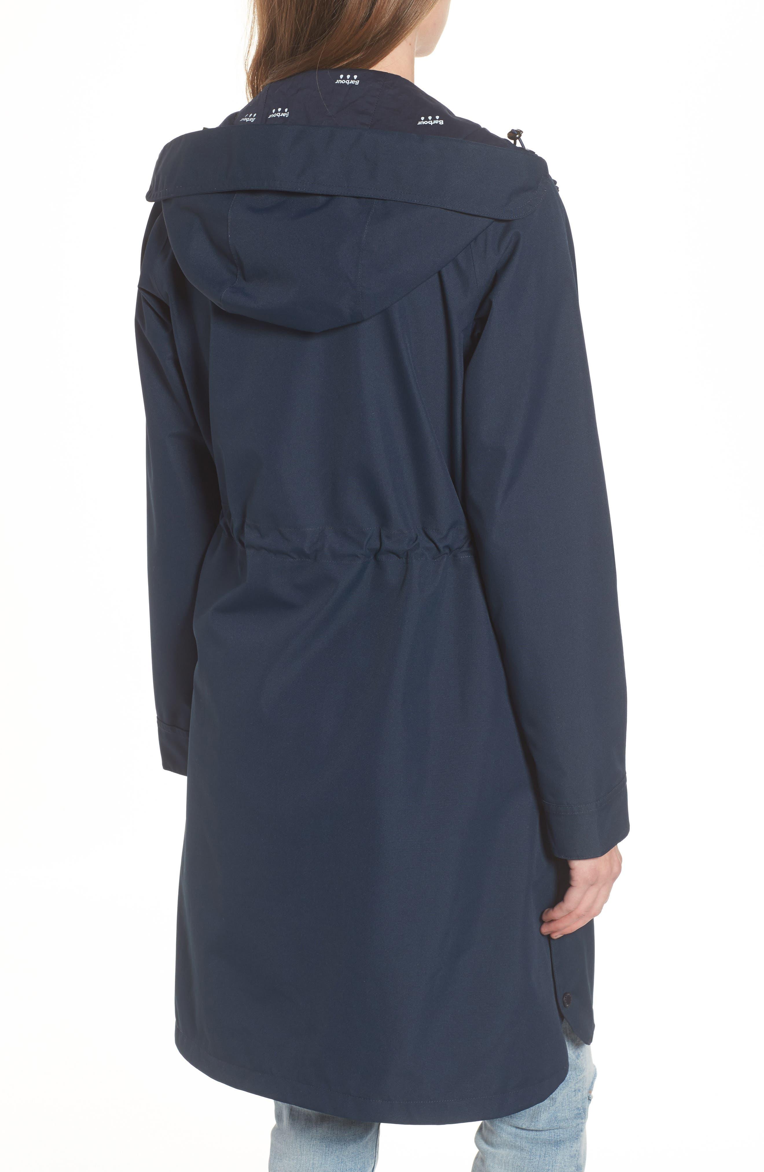 Sleet Hooded Jacket,                             Alternate thumbnail 4, color,