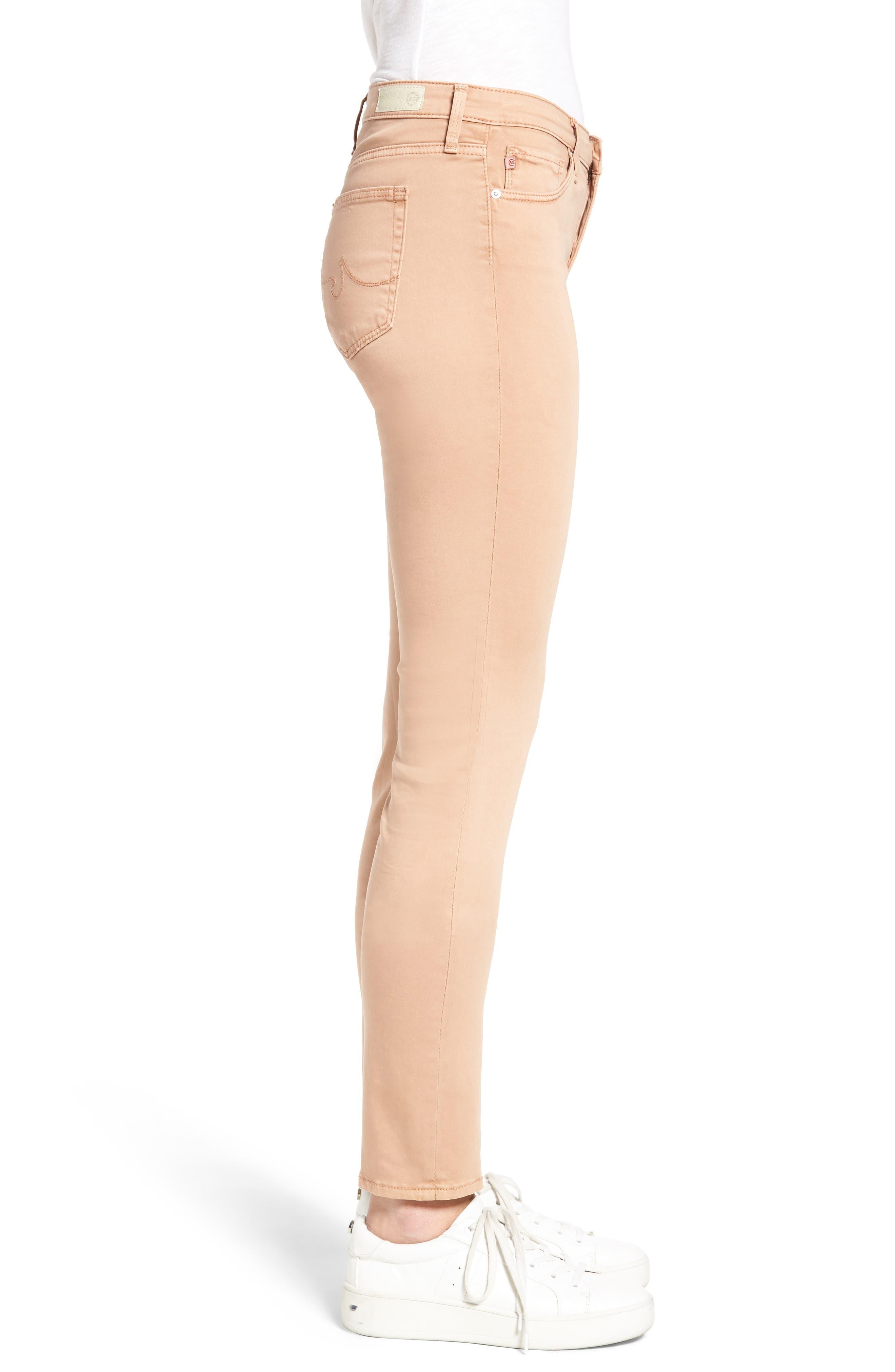 'The Prima' Cigarette Leg Skinny Jeans,                             Alternate thumbnail 75, color,