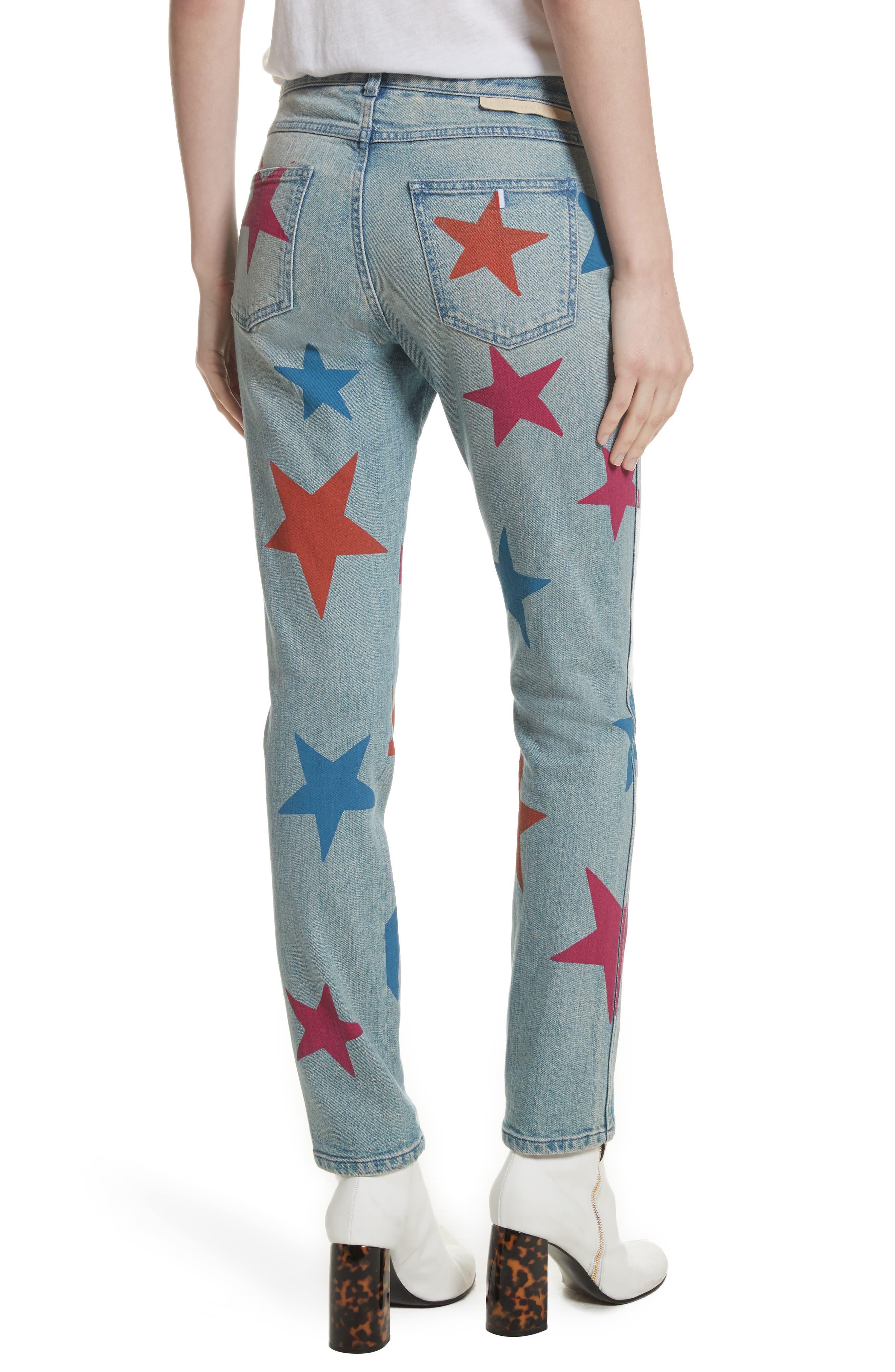 The Skinny Boyfriend Star Jeans,                             Alternate thumbnail 2, color,                             400