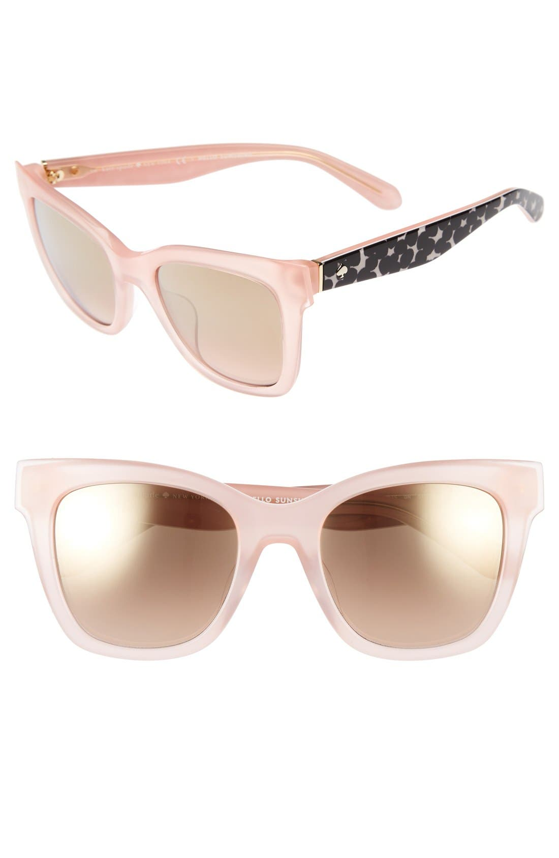 emmylou 51mm sunglasses,                             Main thumbnail 5, color,
