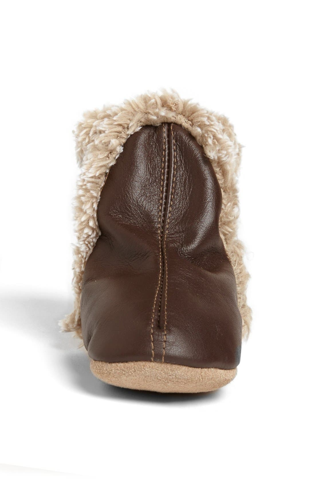 'Classic' Bootie,                             Alternate thumbnail 4, color,                             BROWN