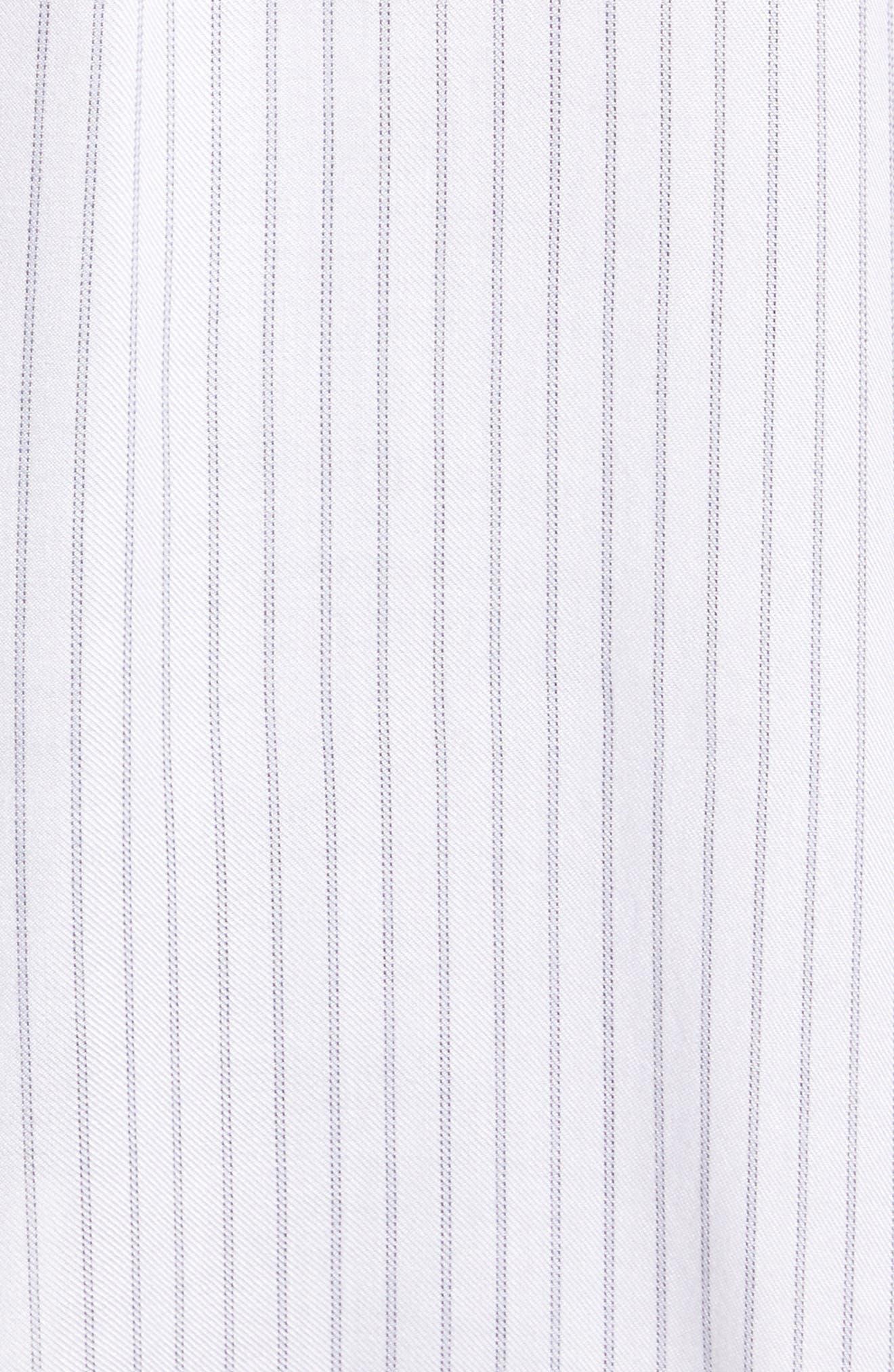 Bell Sleeve Shirt,                             Alternate thumbnail 5, color,                             100