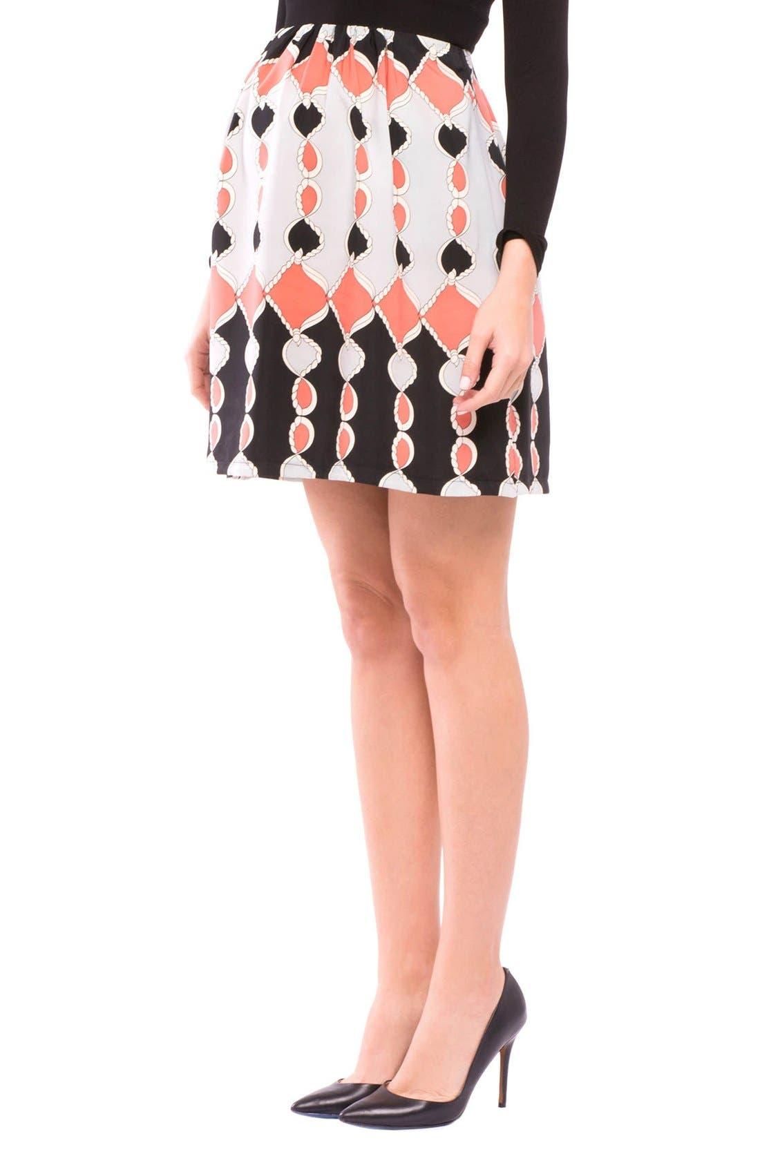 Lexi Print Maternity Dress,                             Alternate thumbnail 7, color,                             001