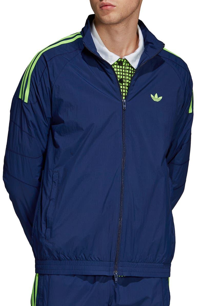 adidas Originals Flamestrike Water Repellent Track Jacket  1dcd72e5cf093