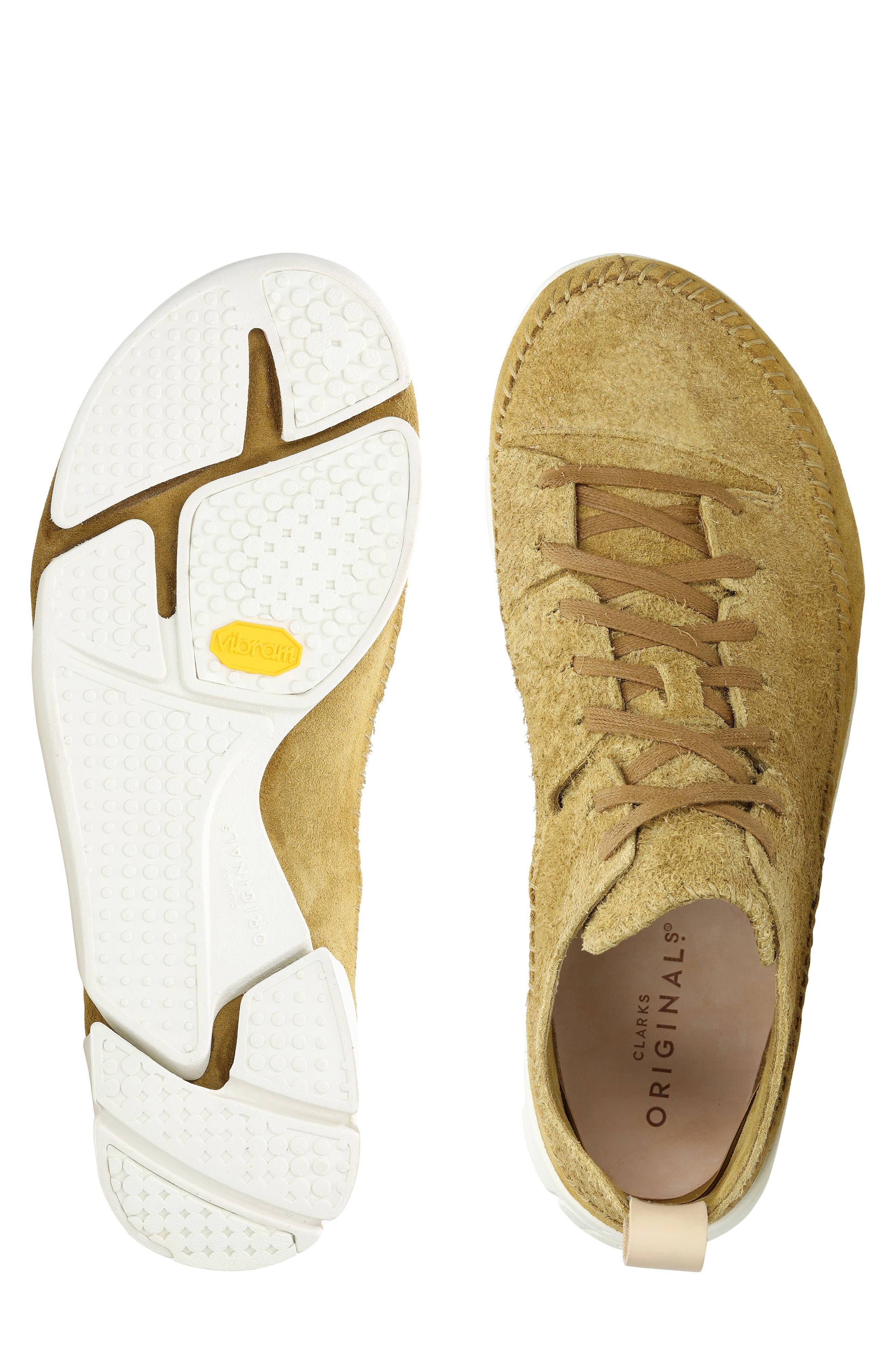 'Trigenic Flex' Leather Sneaker,                             Alternate thumbnail 7, color,                             271