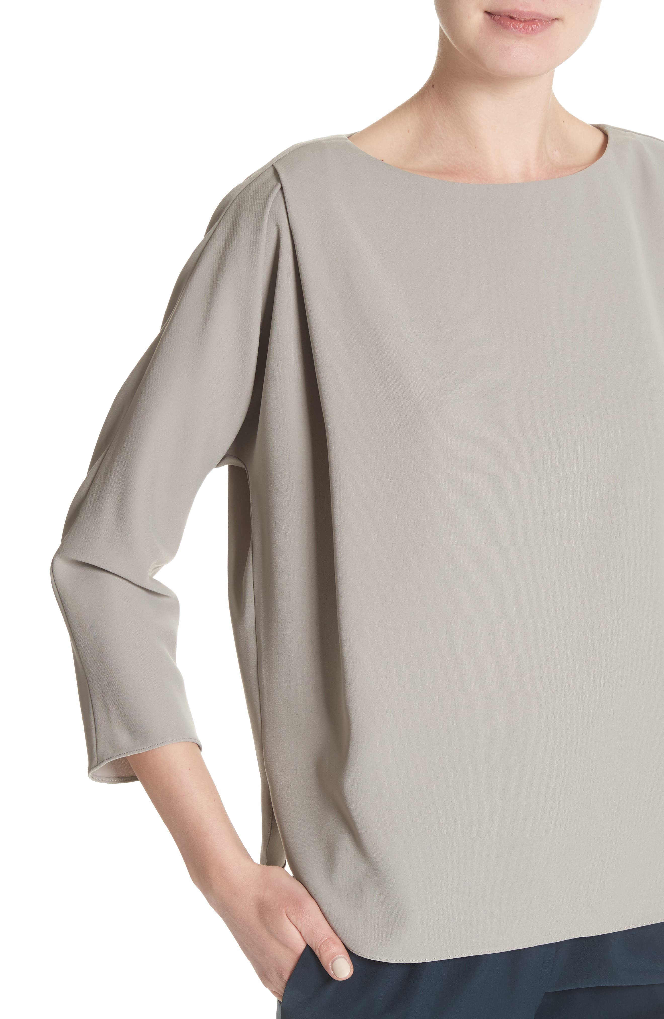 Dolman Sleeve Top,                             Alternate thumbnail 4, color,                             054