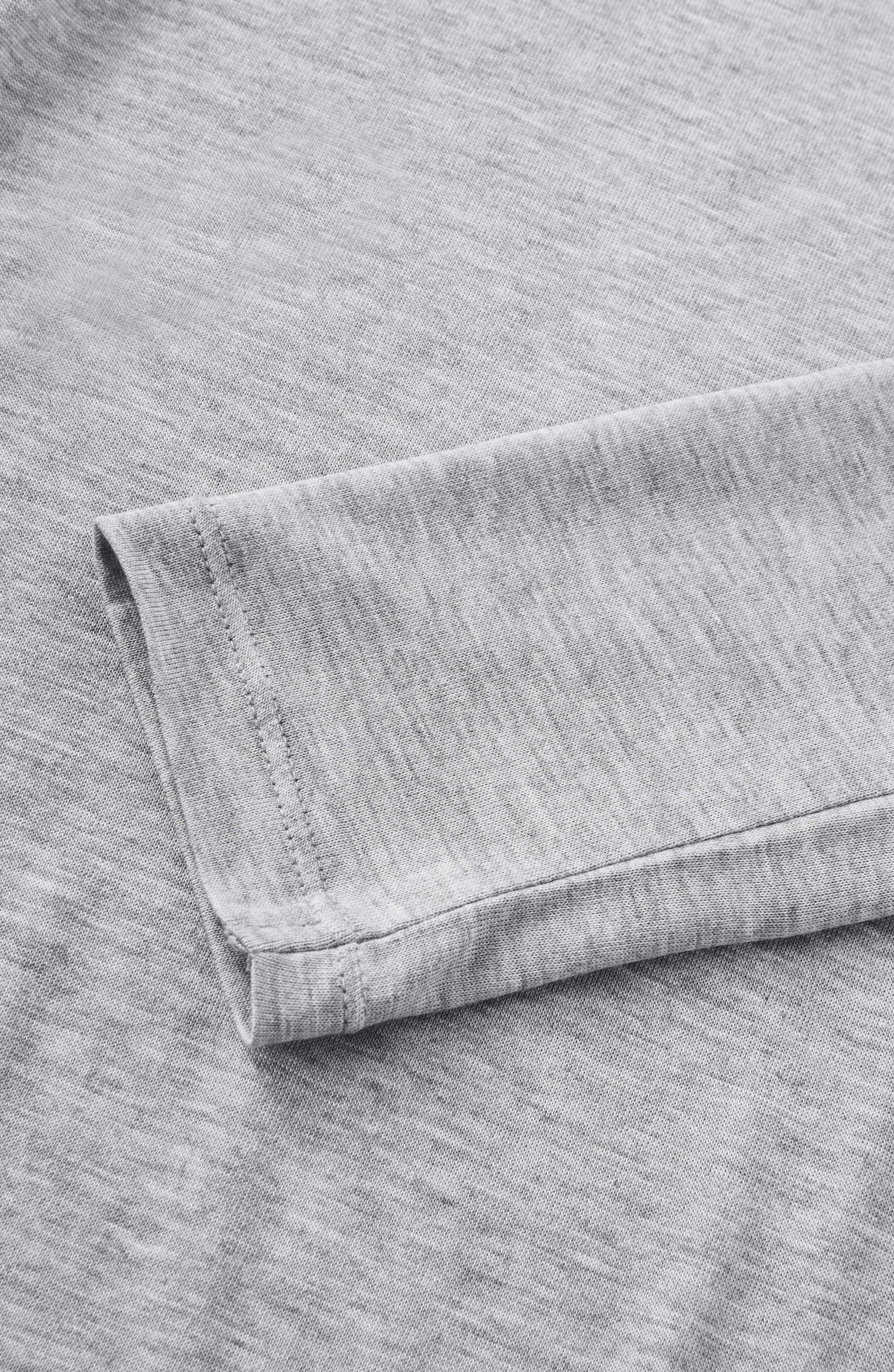 Lyocell Long Sleeve T-Shirt,                             Alternate thumbnail 16, color,
