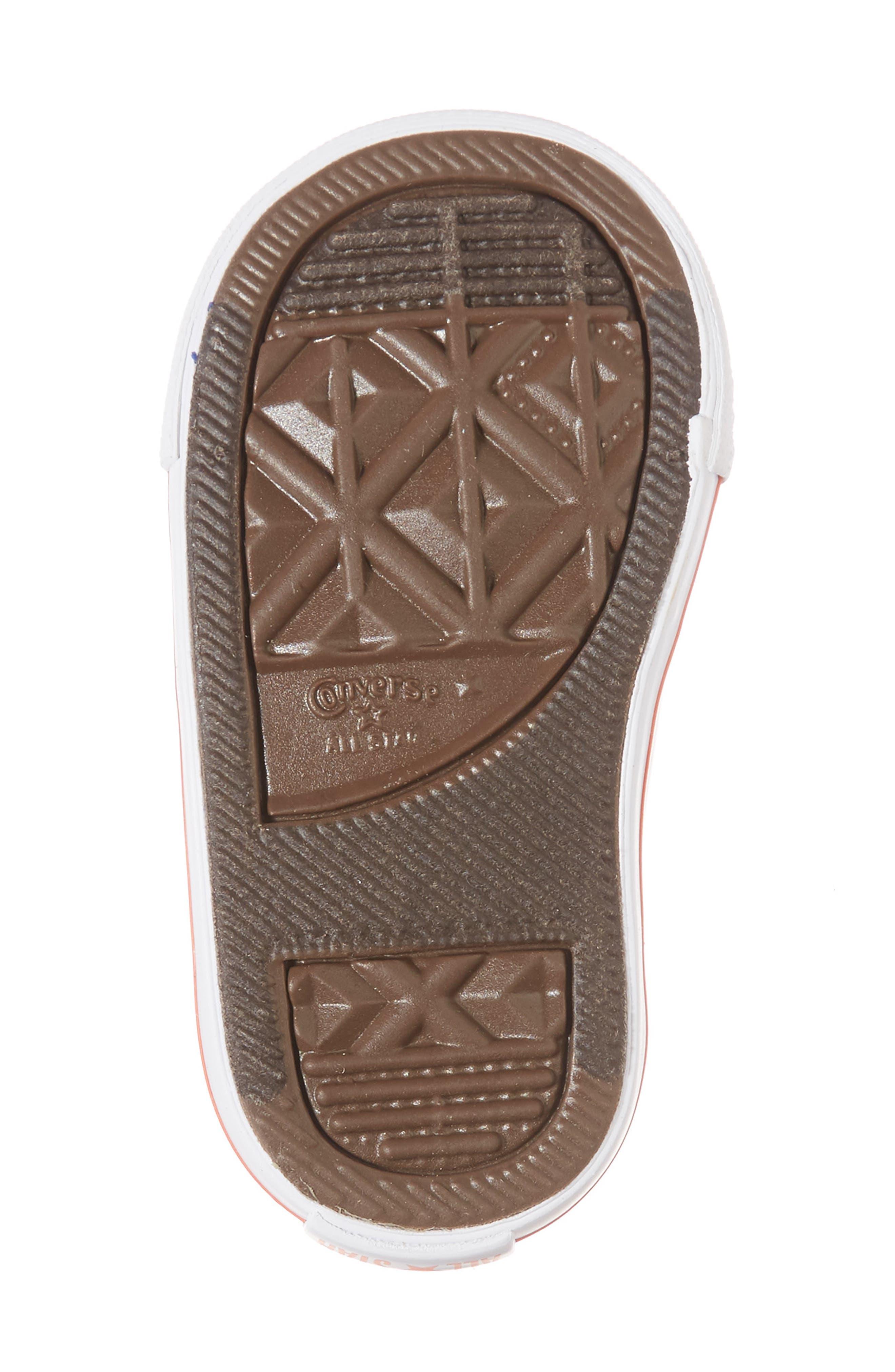 Chuck Taylor<sup>®</sup> All Star<sup>®</sup> Seasonal 2V Low Top Sneaker,                             Alternate thumbnail 6, color,                             483