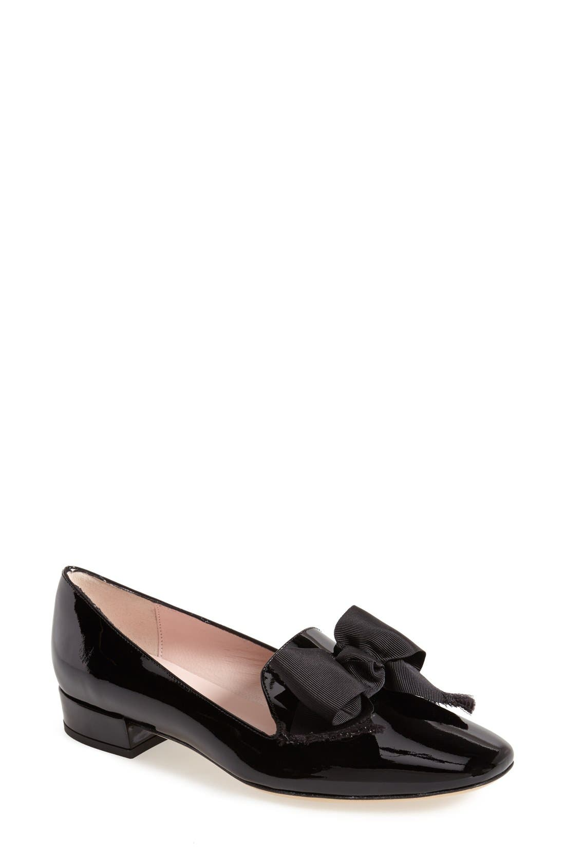 KATE SPADE NEW YORK 'gino' loafer, Main, color, 002