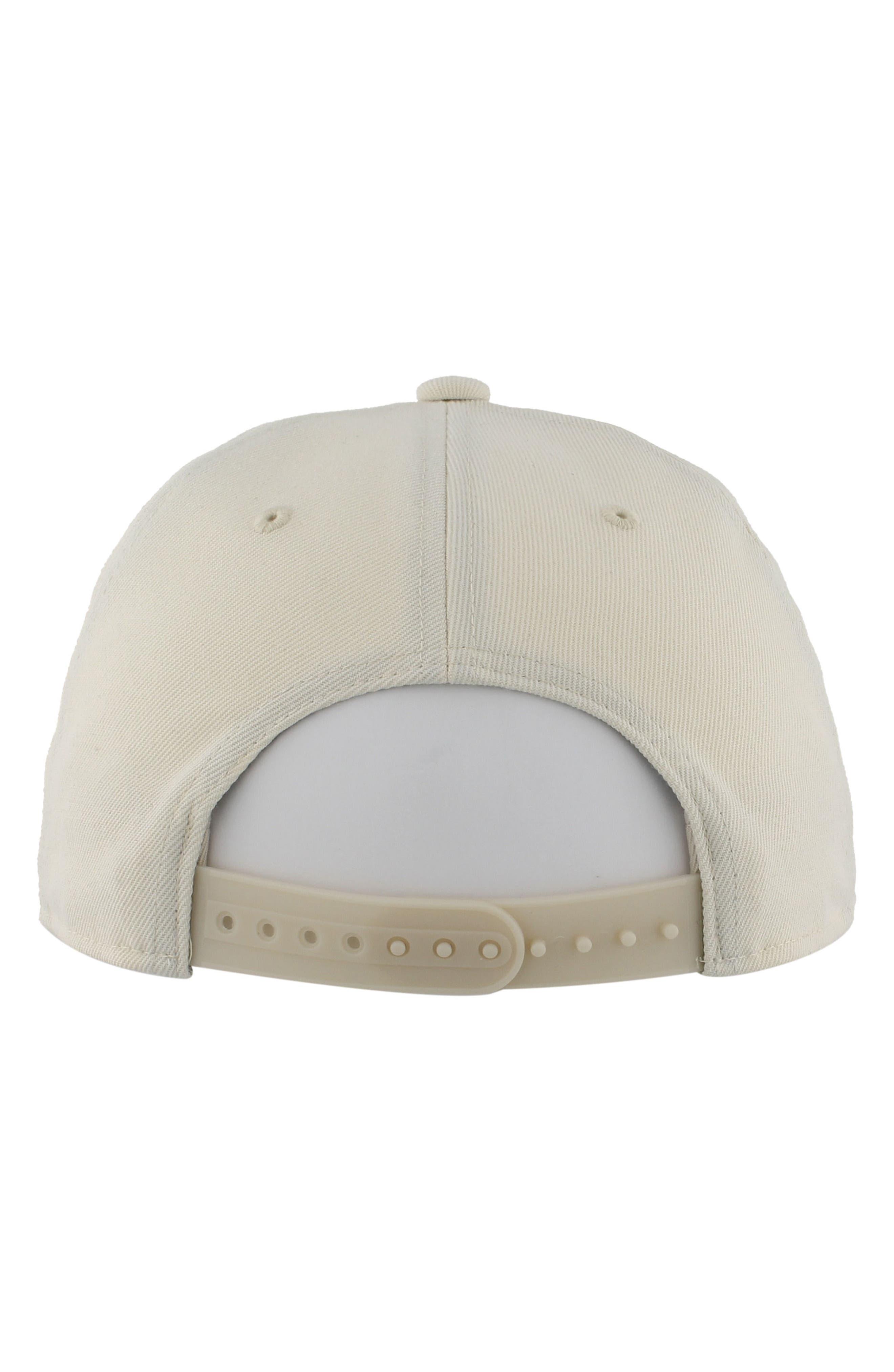 Ori Trefoil Plus Snapback Baseball Cap,                             Alternate thumbnail 5, color,                             130