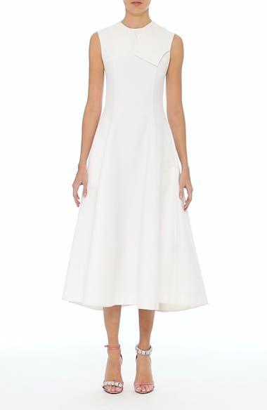 Flap Detail A-Line Dress, video thumbnail