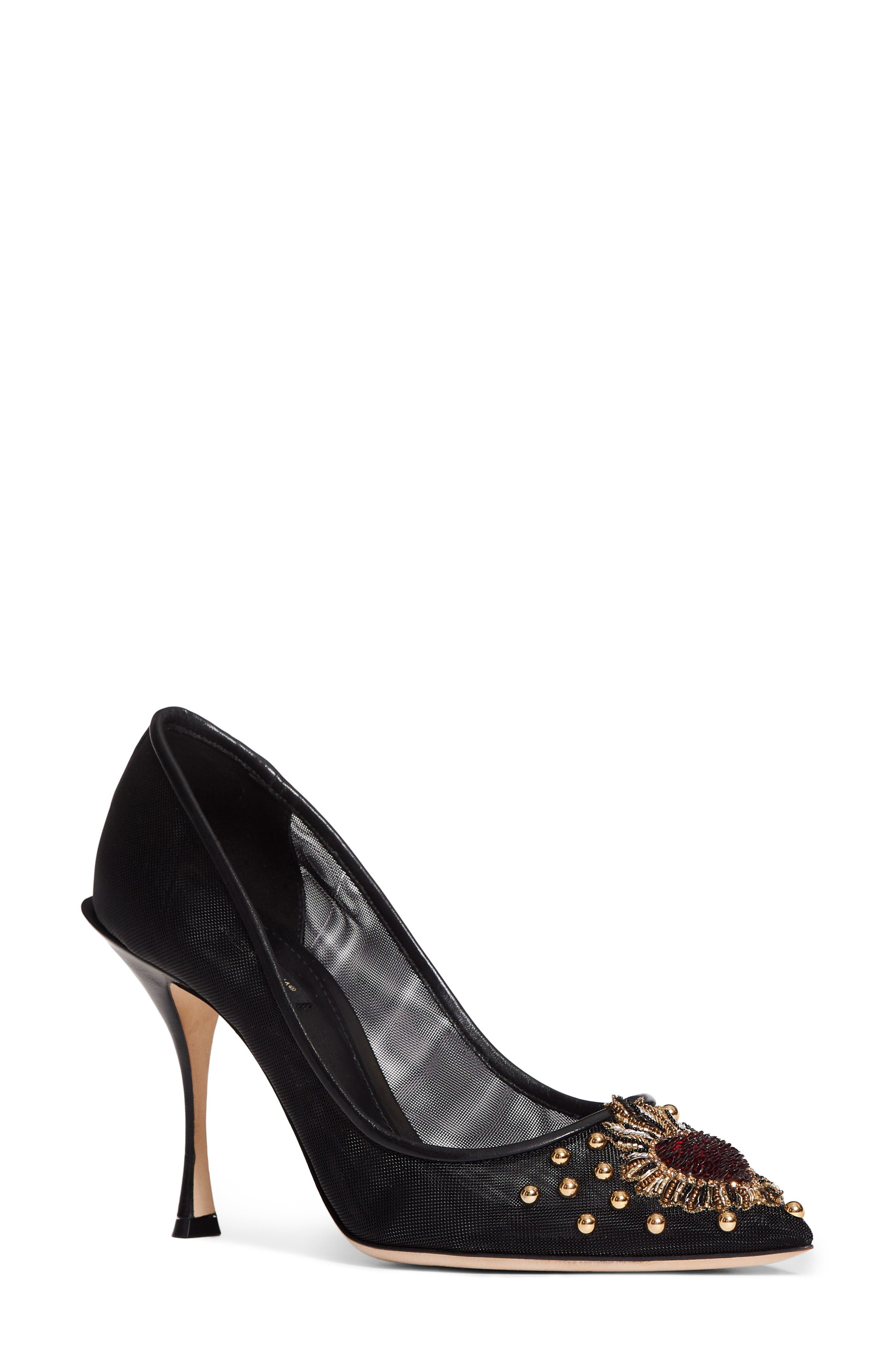 Sacred Heart Pump,                         Main,                         color, 002