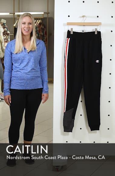 Color Block Jogger Pants, sales video thumbnail