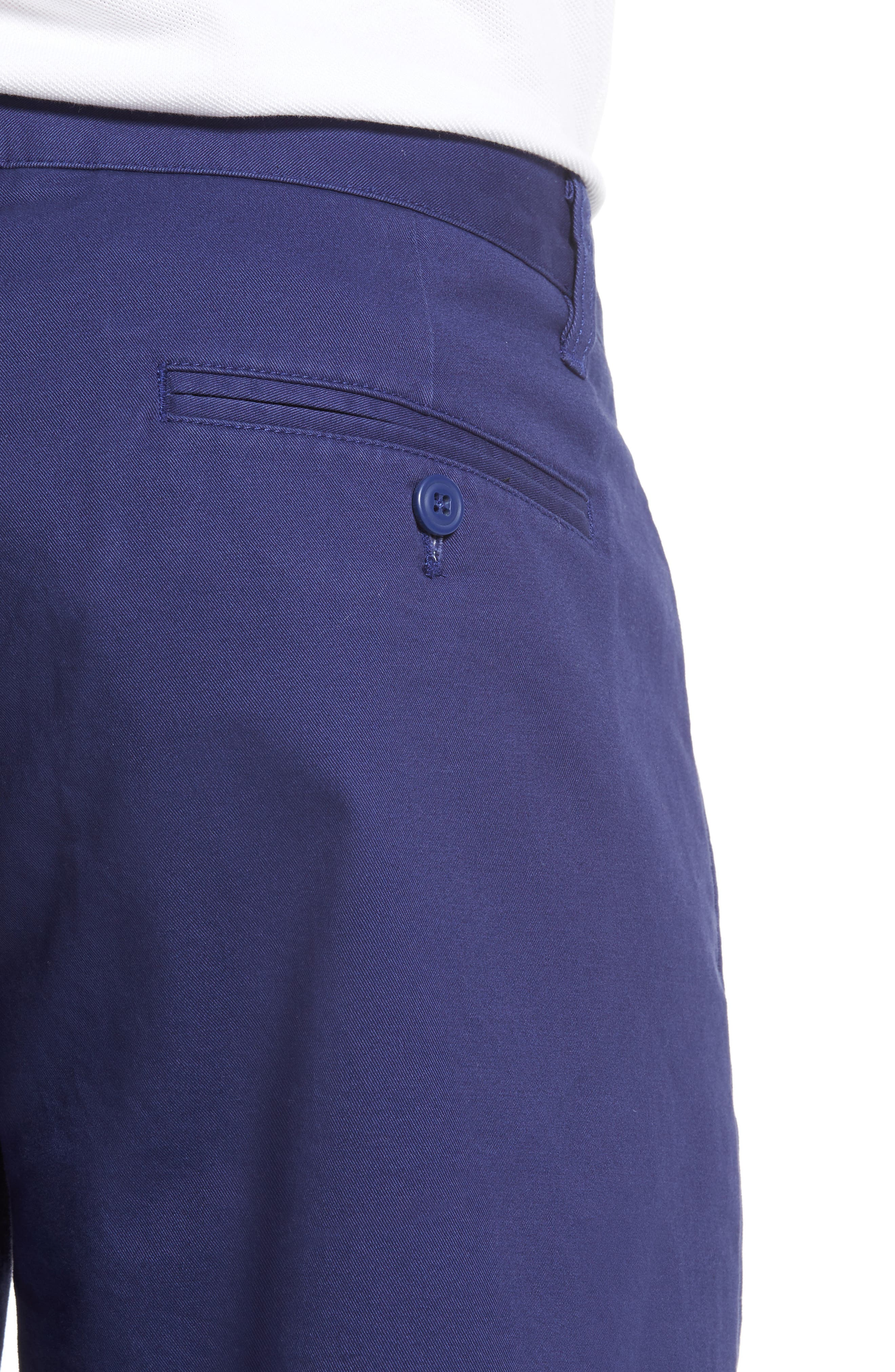 Stretch Washed Chino 11-Inch Shorts,                             Alternate thumbnail 41, color,