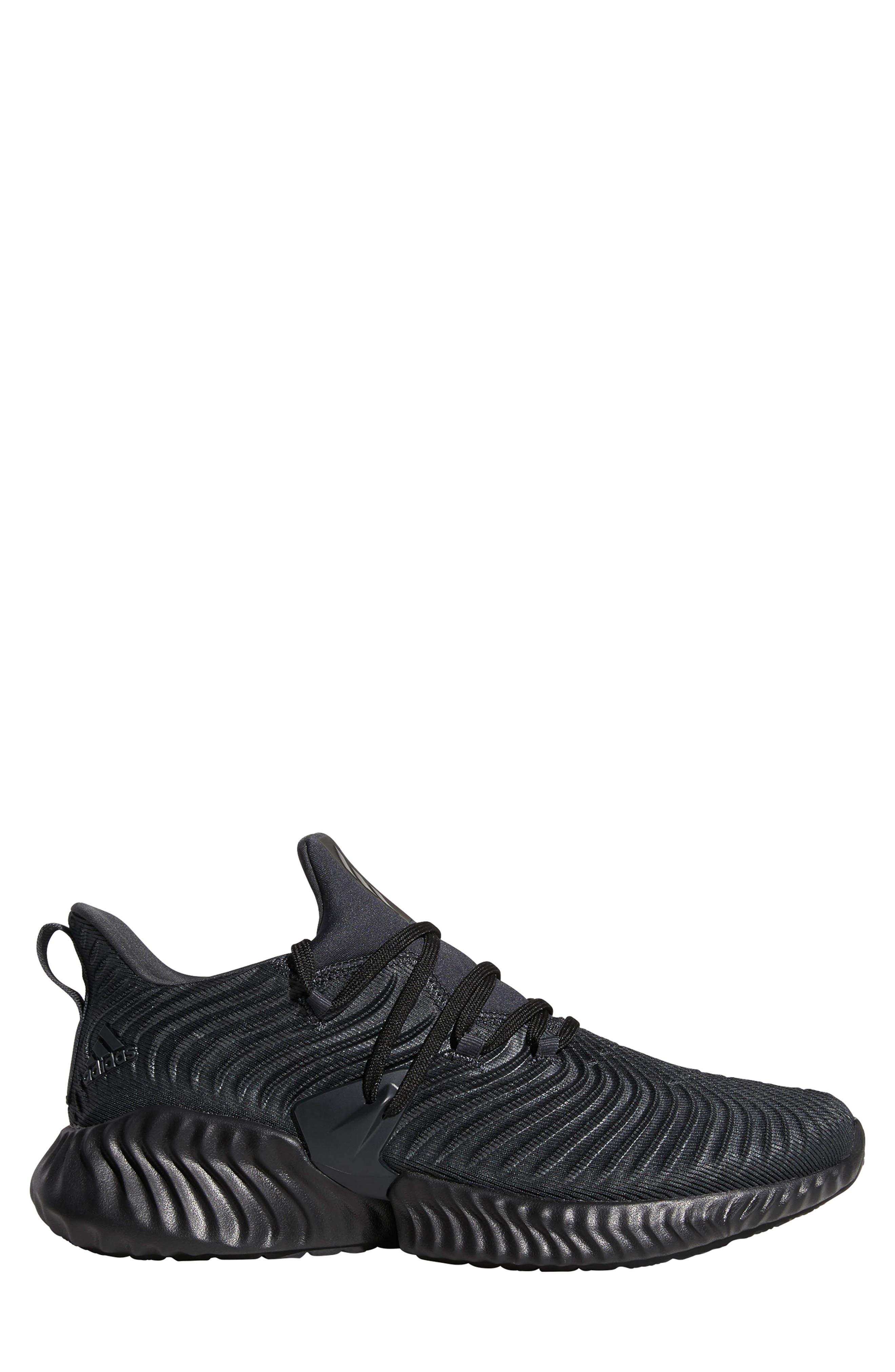 AlphaBounce Instinct Running Shoe,                         Main,                         color, CARBON / CORE BLACK / CARBON