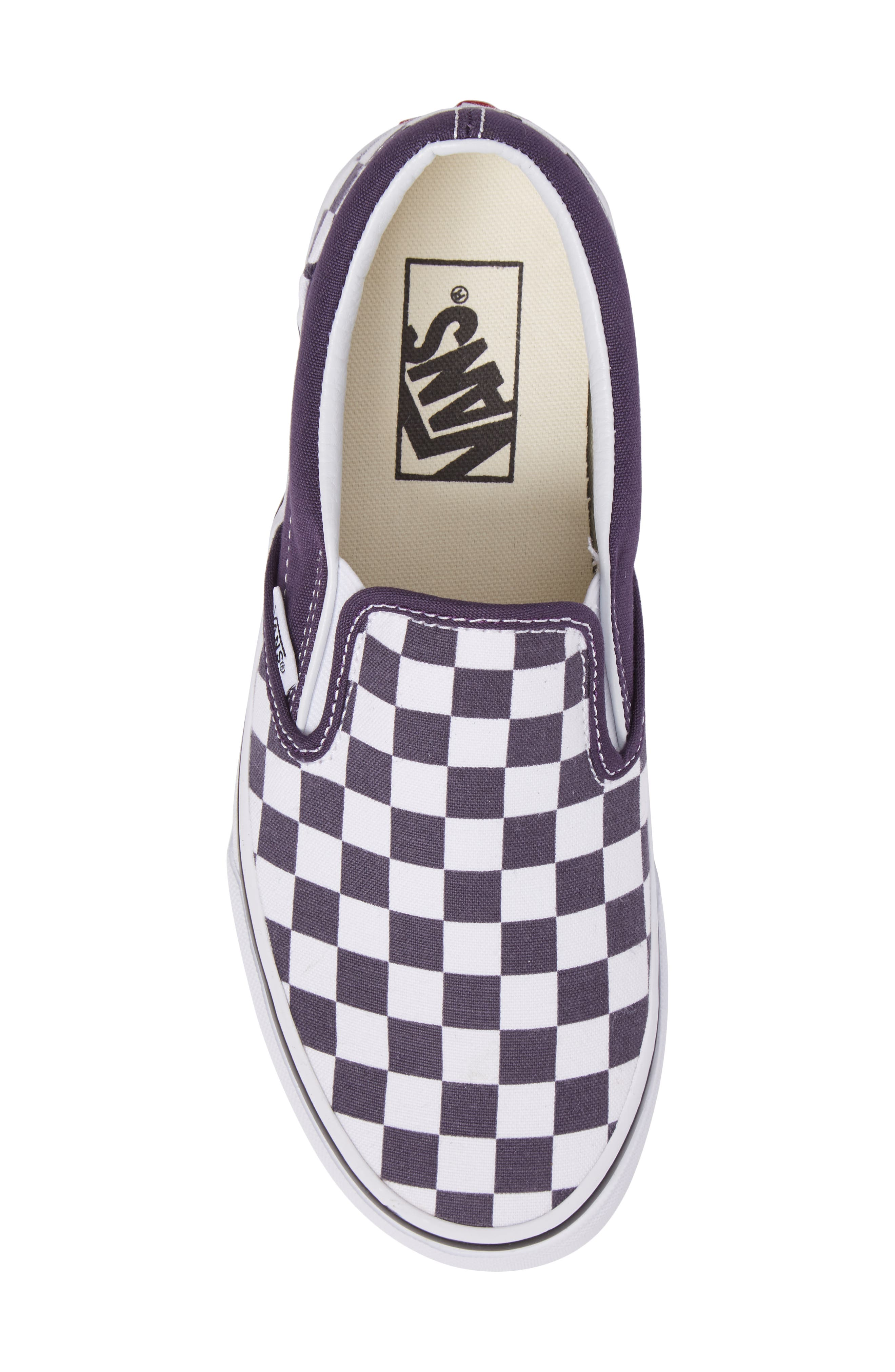 Classic Slip-On Sneaker,                             Alternate thumbnail 379, color,