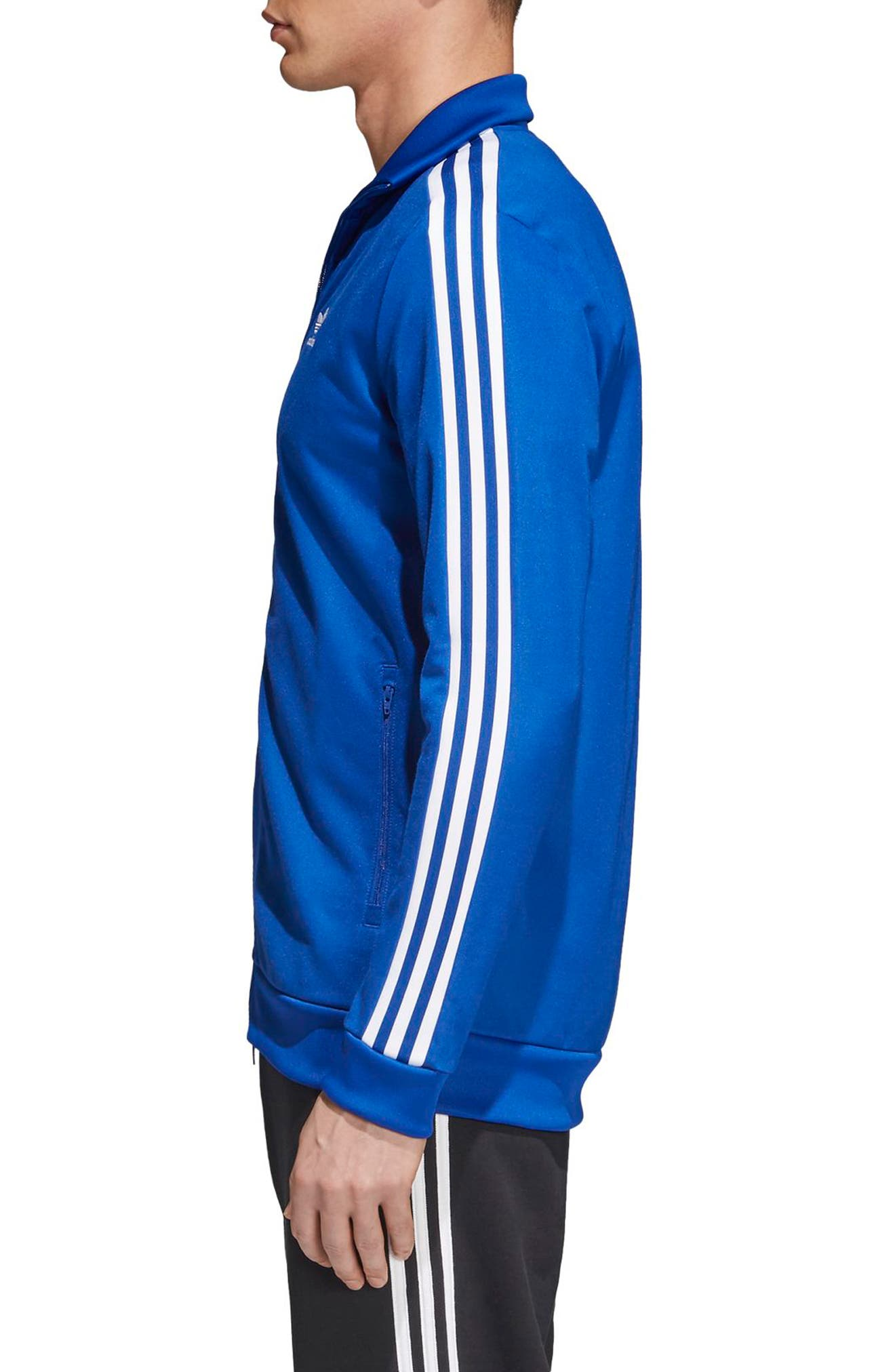 Beckenbauer Track Jacket,                             Alternate thumbnail 3, color,