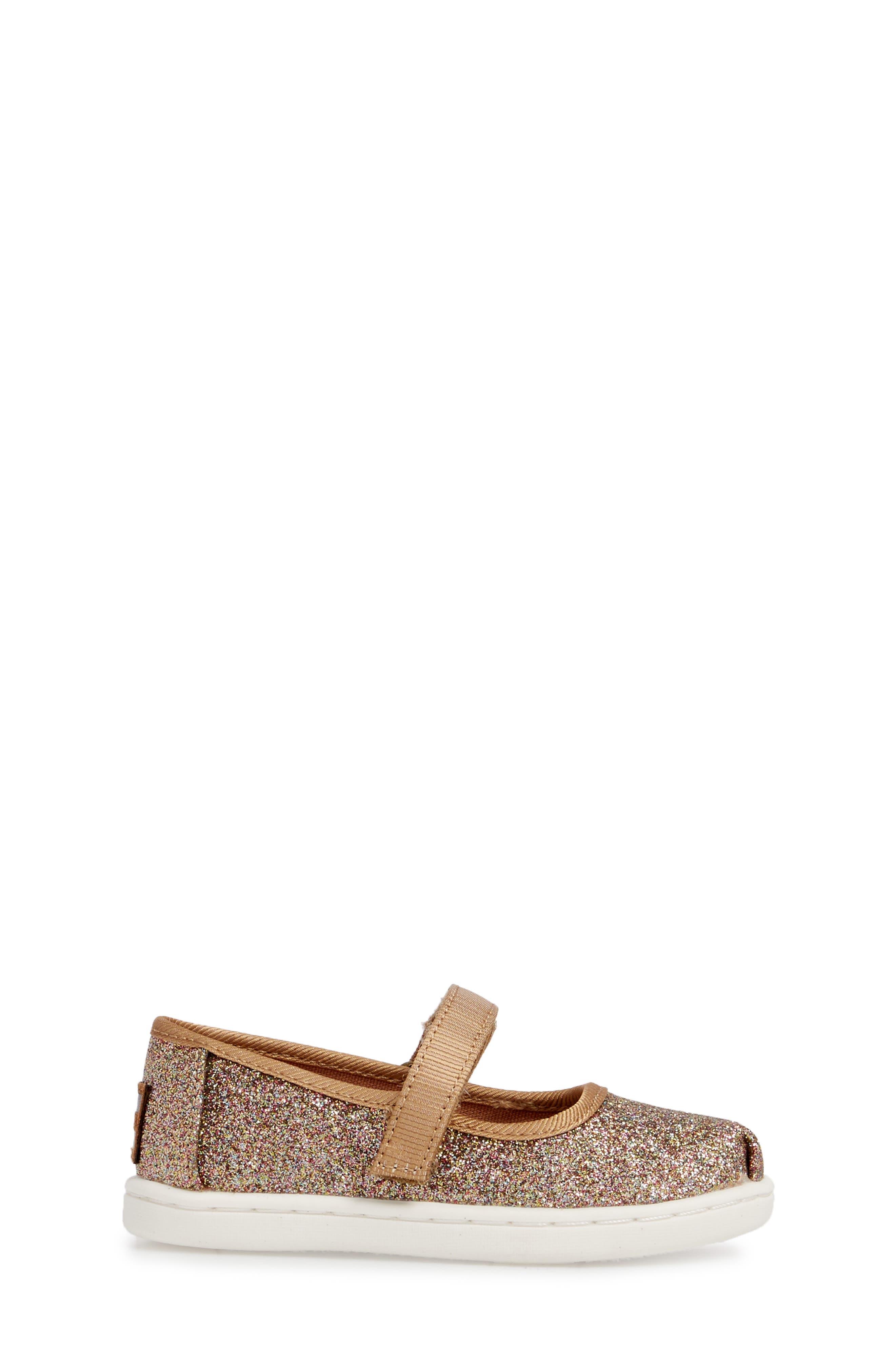 Mary Jane Sneaker,                             Alternate thumbnail 9, color,